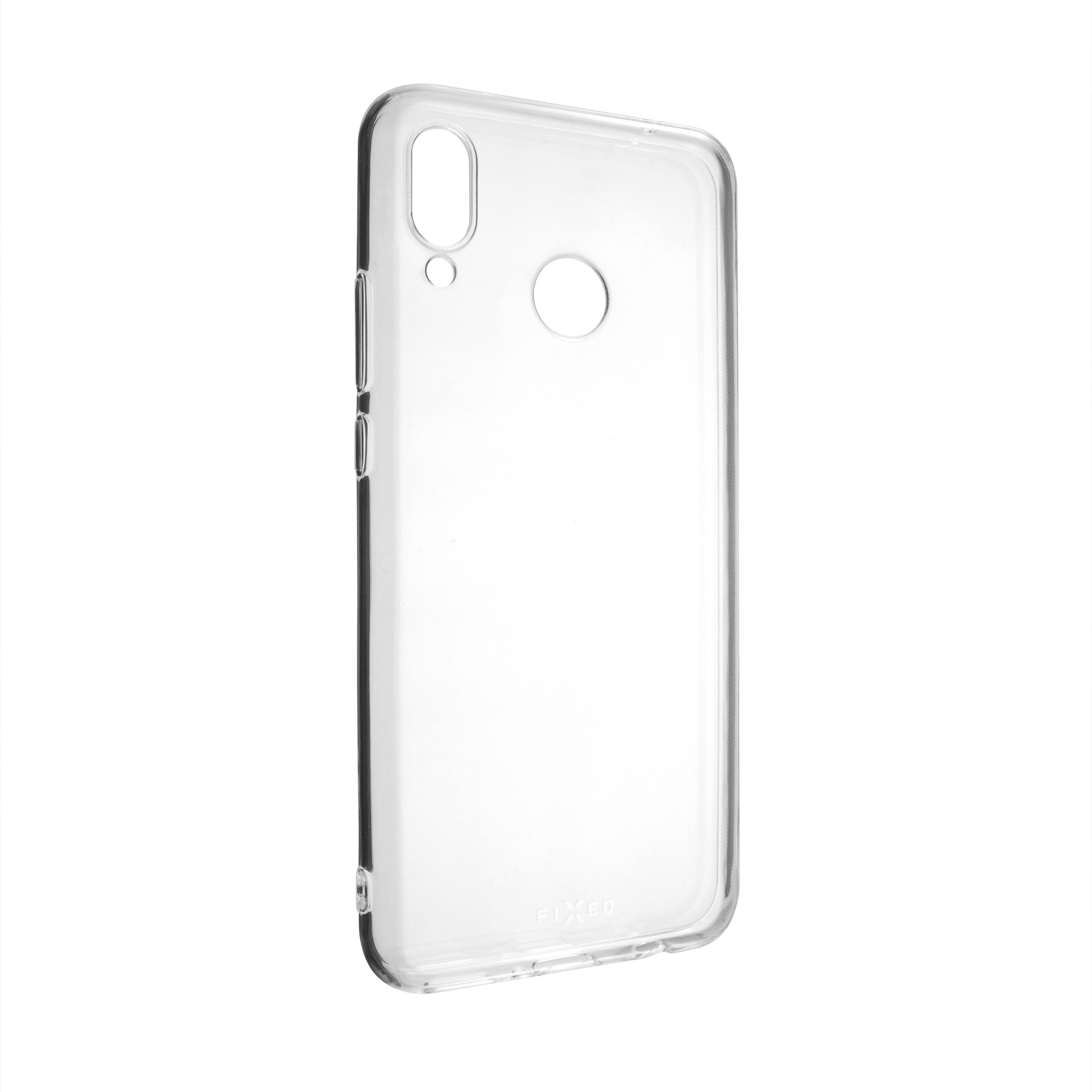 Ultratenké TPU gelové pouzdro FIXED Skin pro Huawei Nova 3, 0,6 mm, čiré