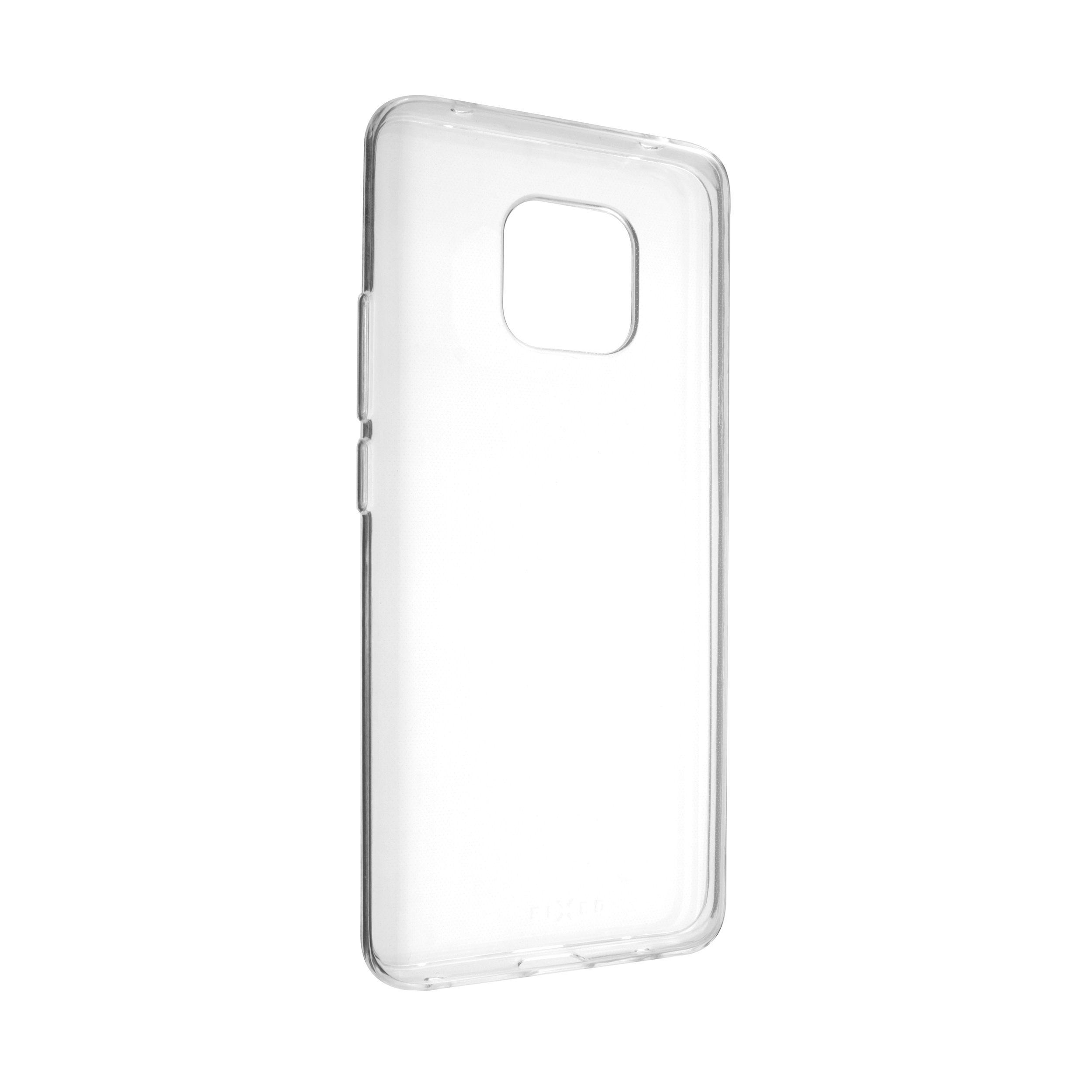 Ultratenké TPU gelové pouzdro FIXED Skin pro Huawei Mate 20 Pro, 0,6 mm, čiré