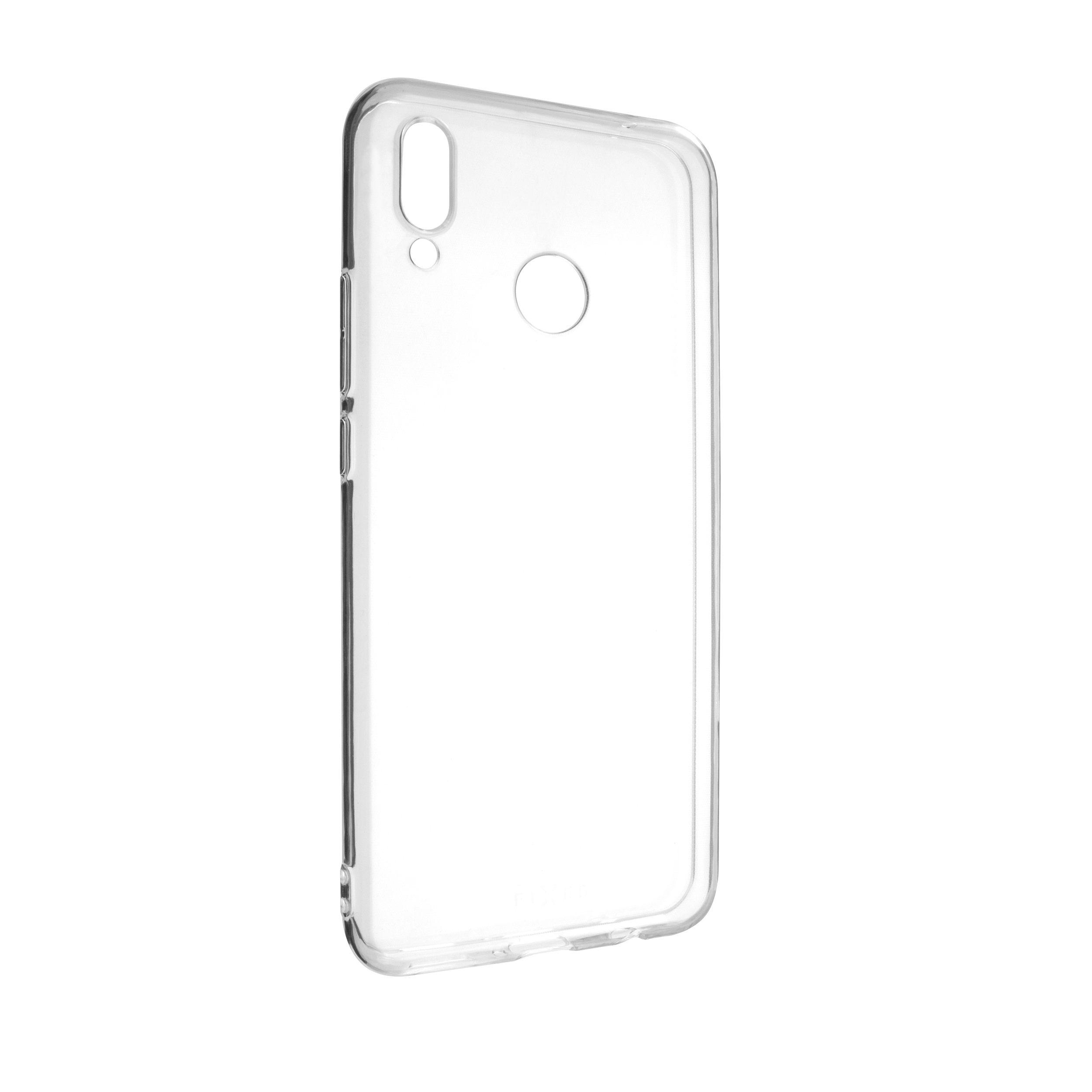 Ultratenké TPU gelové pouzdro FIXED Skin pro Huawei Nova 3i, 0,6 mm, čiré