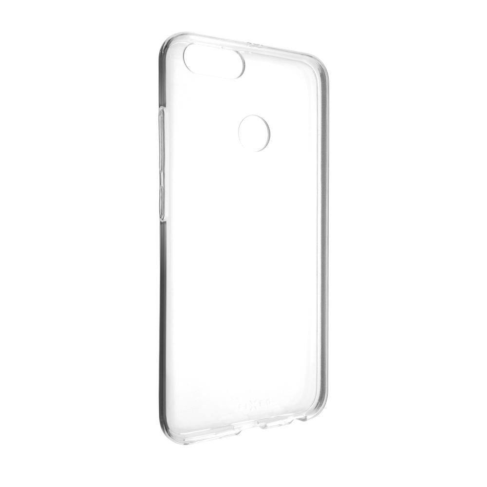 TPU gelové pouzdro FIXED pro Xiaomi Mi A1 (Redmi 5X Global), čiré,rozbaleno