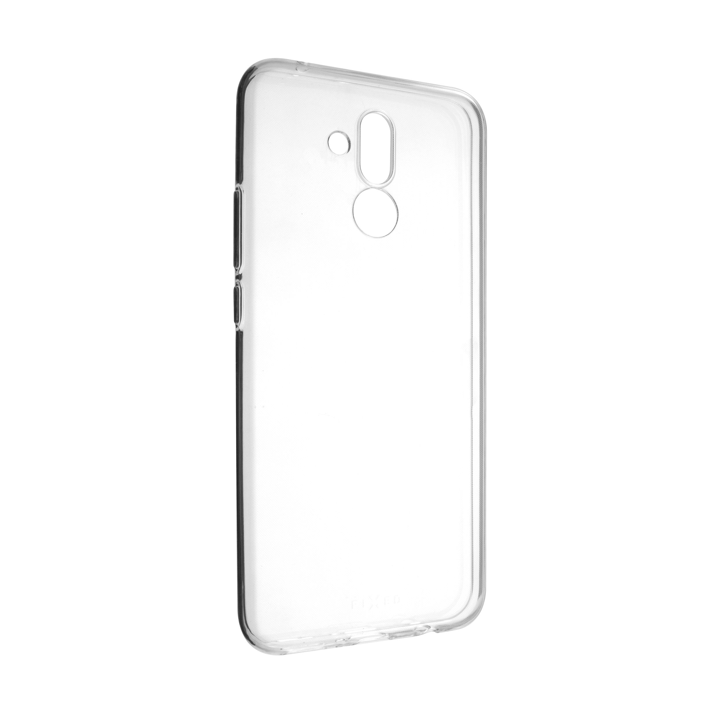 Ultratenké TPU gelové pouzdro FIXED Skin pro Huawei Mate 20 Lite, 0,6 mm, čiré