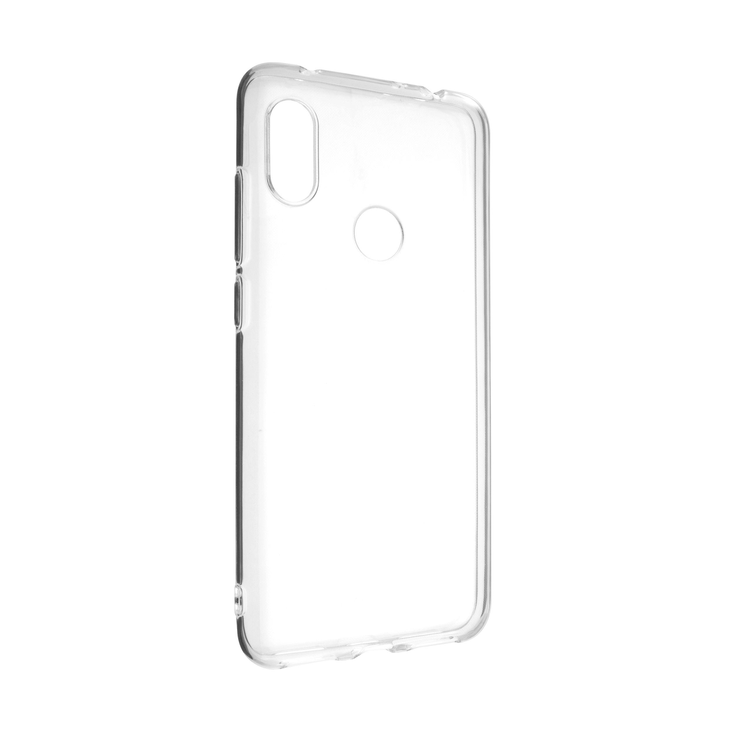 TPU gelové pouzdro FIXED pro Xiaomi Redmi Note 6, čiré