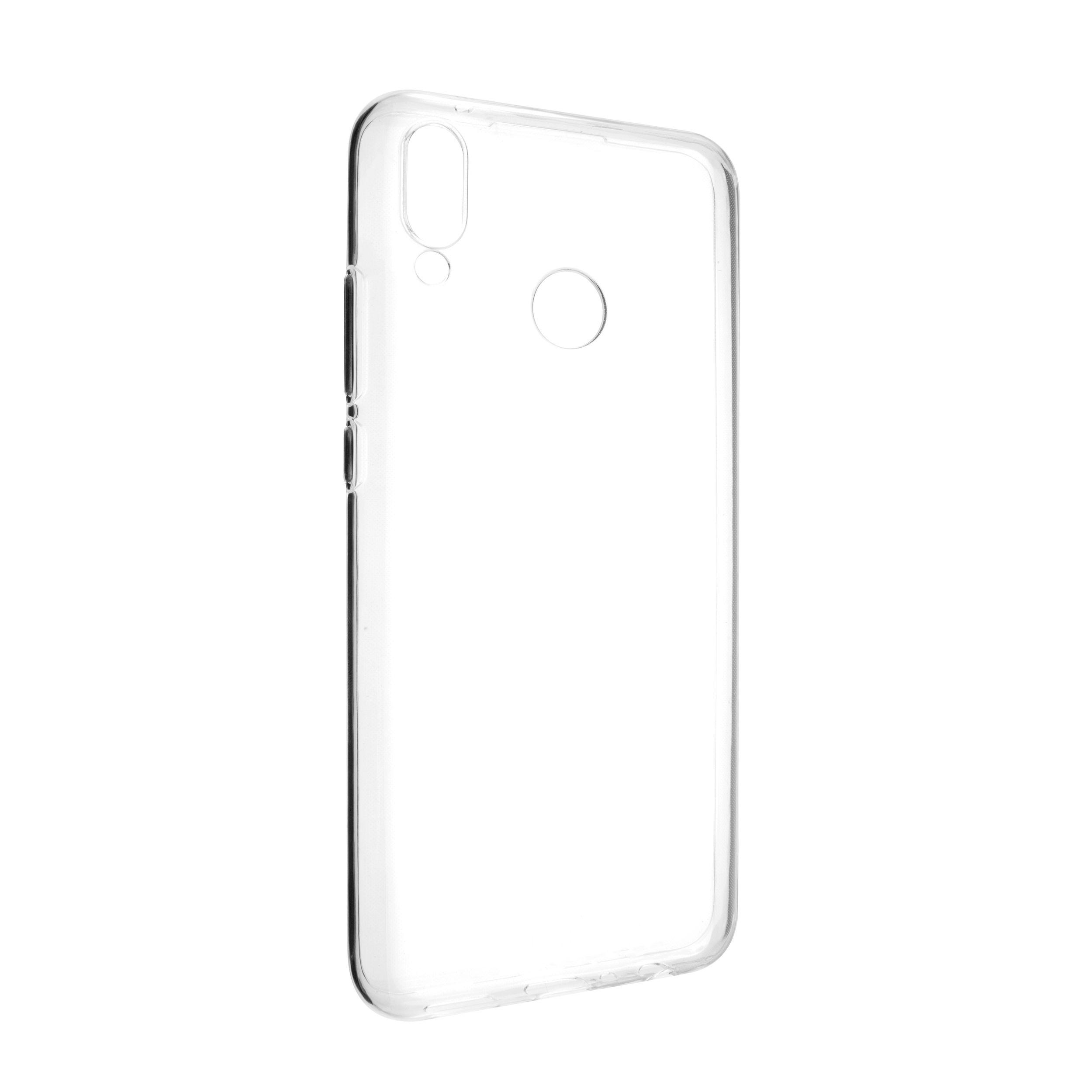 TPU gelové pouzdro FIXED pro Huawei Y9 (2019), čiré