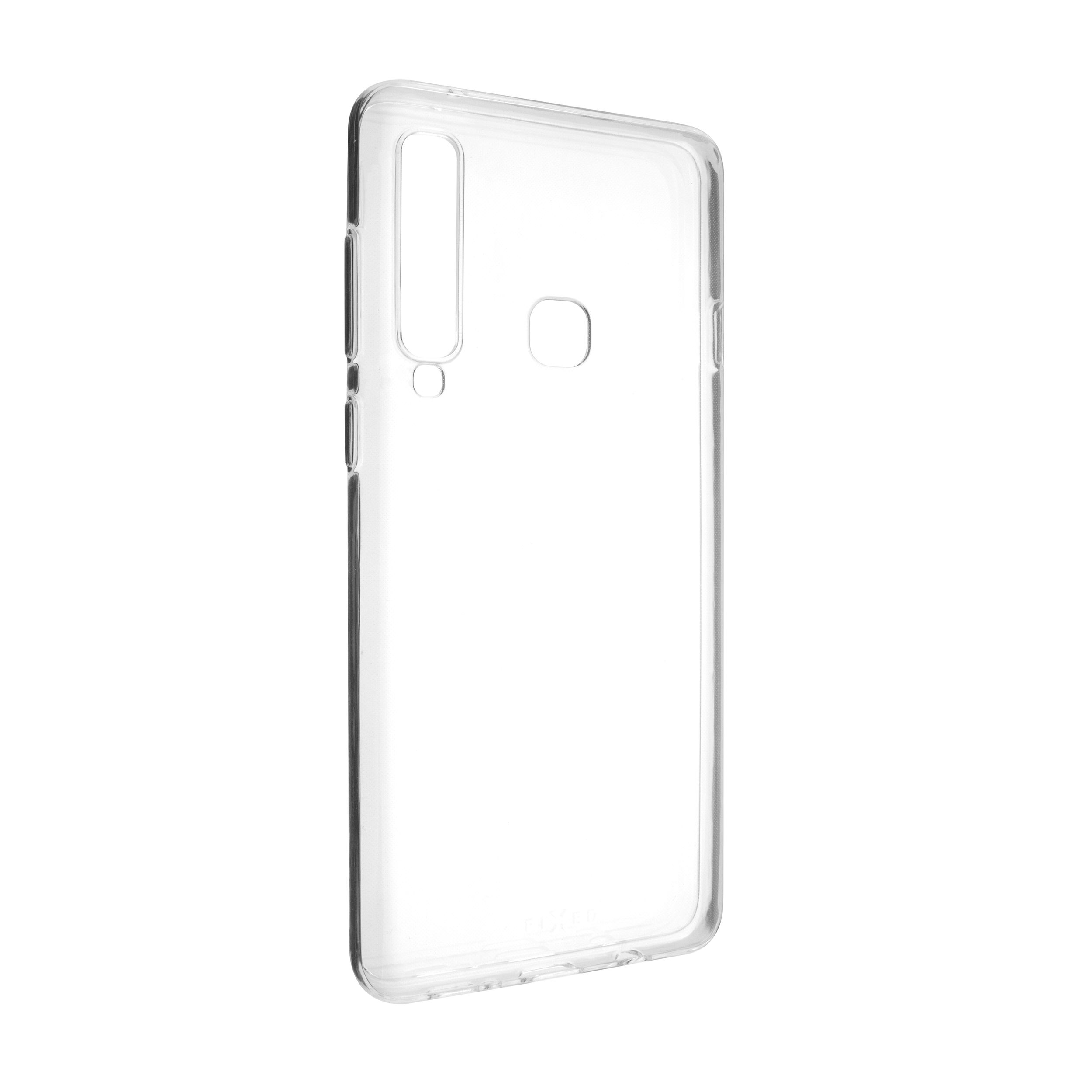 Ultratenké TPU gelové pouzdro FIXED Skin pro Samsung Galaxy A9 (2018), 0,6 mm, čiré