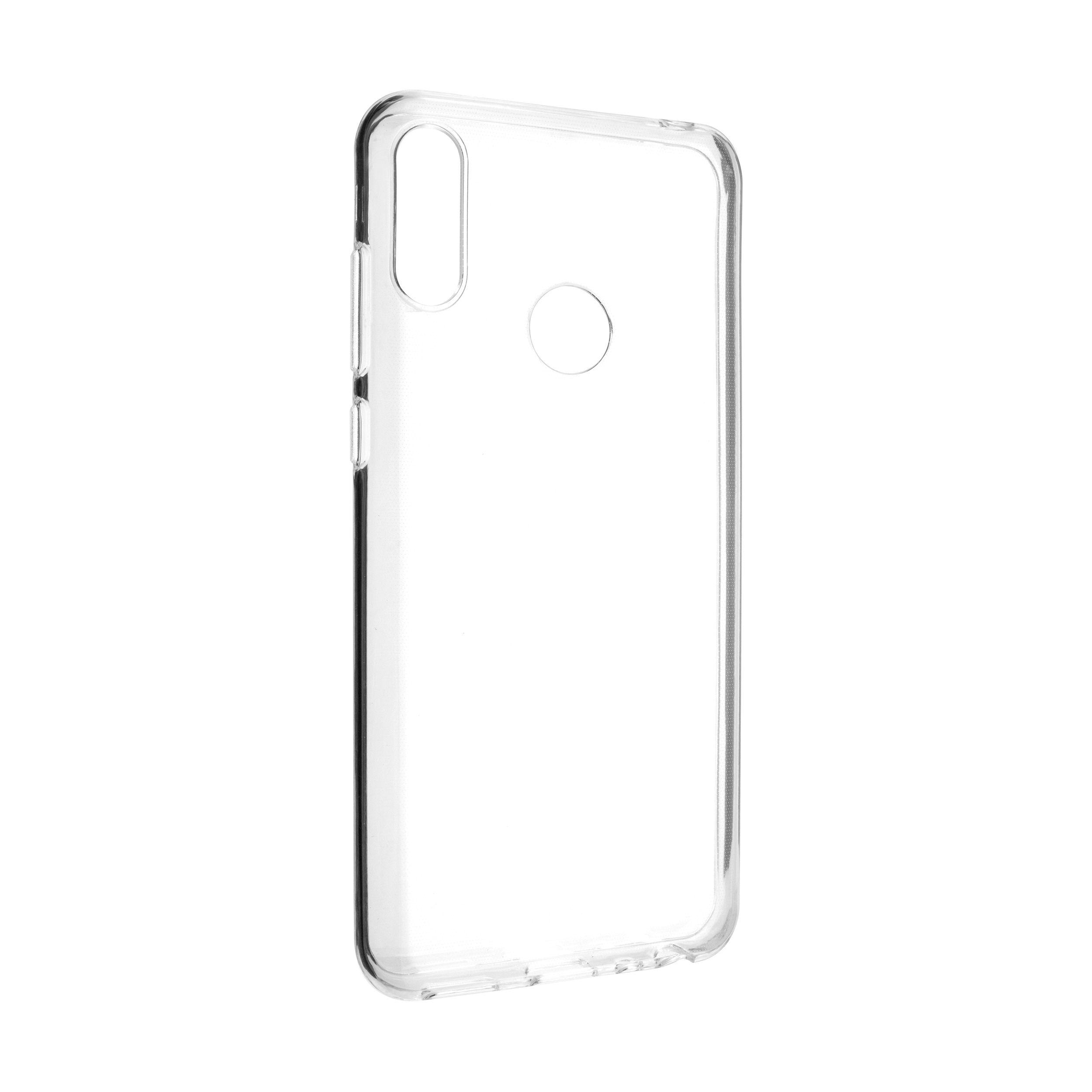 TPU gelové pouzdro FIXED pro Asus Zenfone Max Pro M2 (ZB631KL), čiré