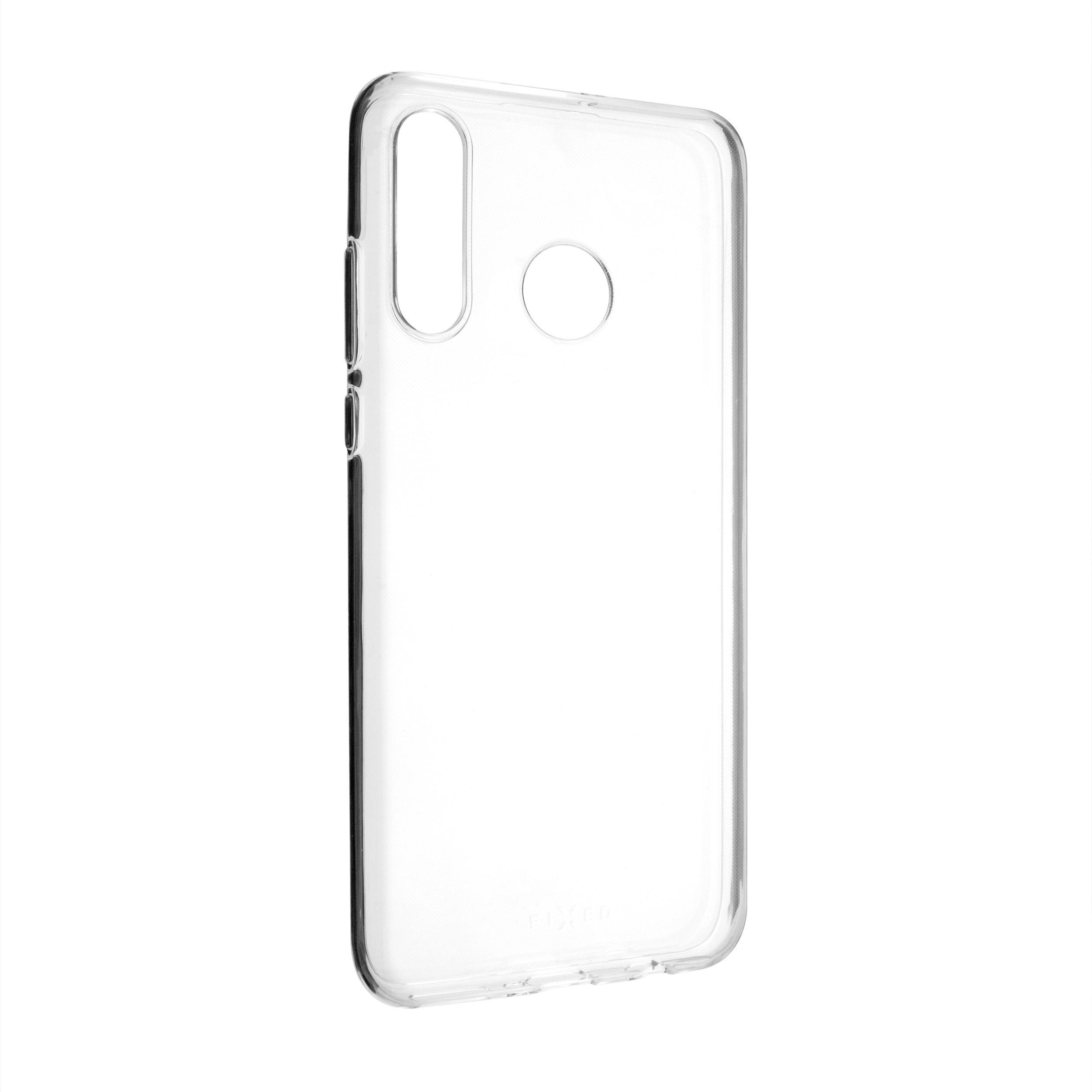 TPU gelové pouzdro FIXED pro Huawei P30 Lite, čiré