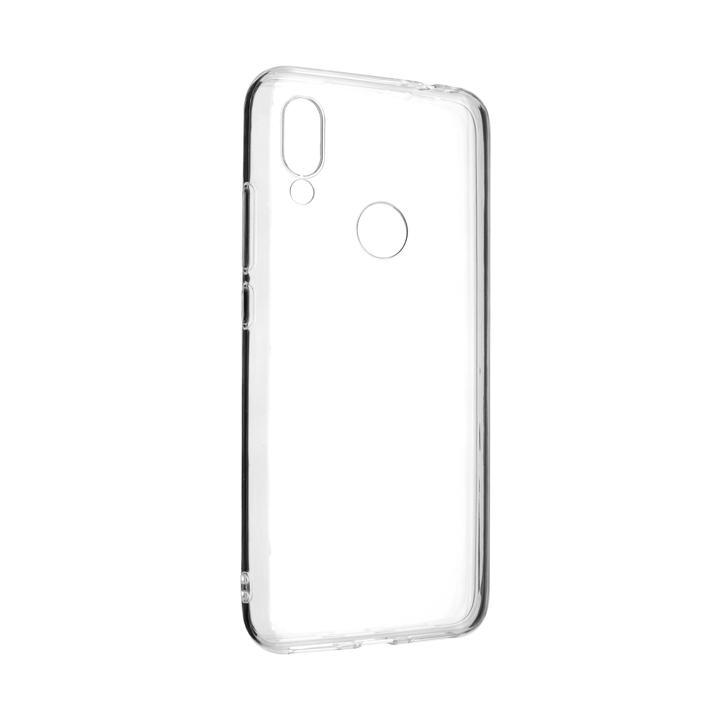 TPU gelové pouzdro FIXED pro Xiaomi Redmi 7, čiré