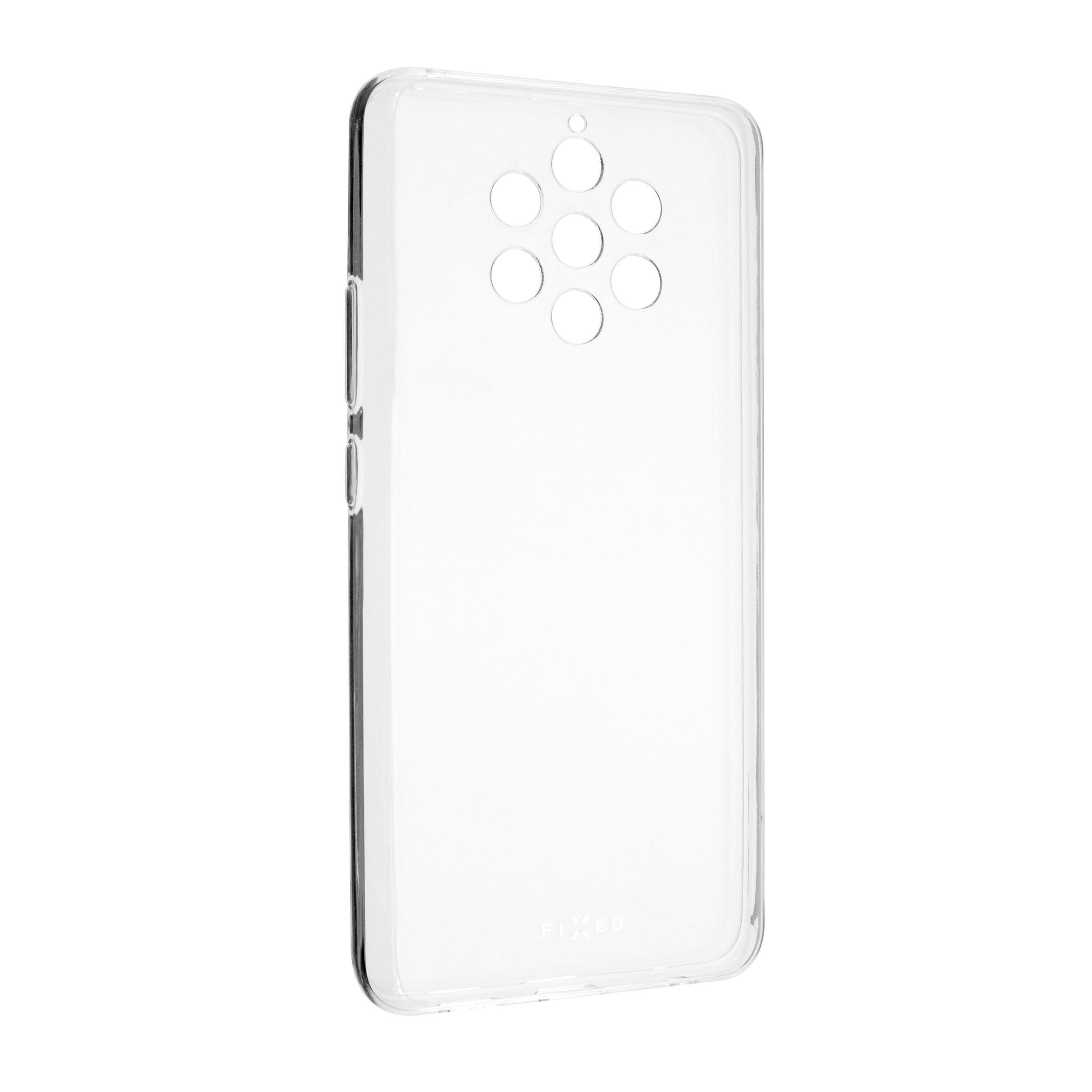 TPU gelové pouzdro FIXED pro Nokia 9 Pureview, čiré