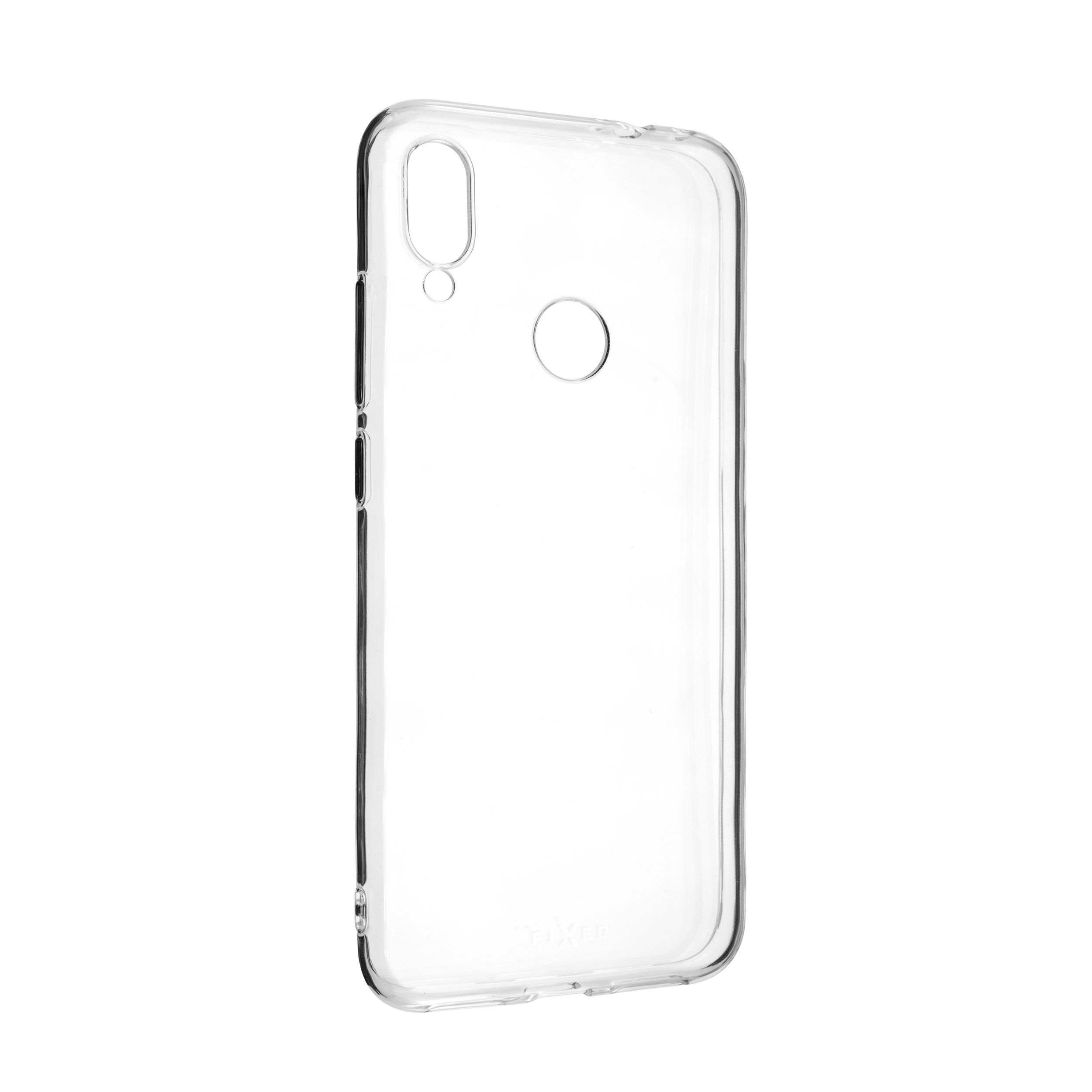 TPU gelové pouzdro FIXED pro Xiaomi Redmi Note 7/7 Pro, čiré