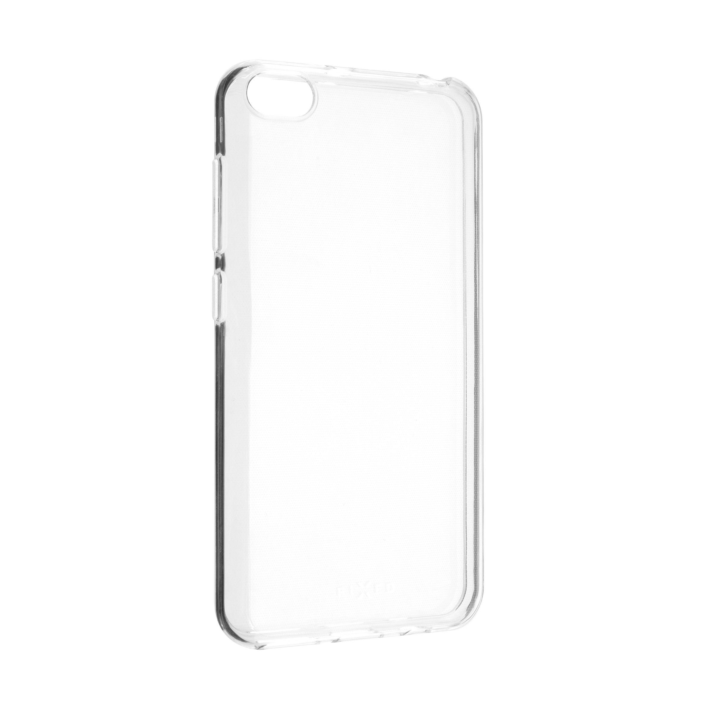 TPU gelové pouzdro FIXED pro Xiaomi Redmi Go, čiré