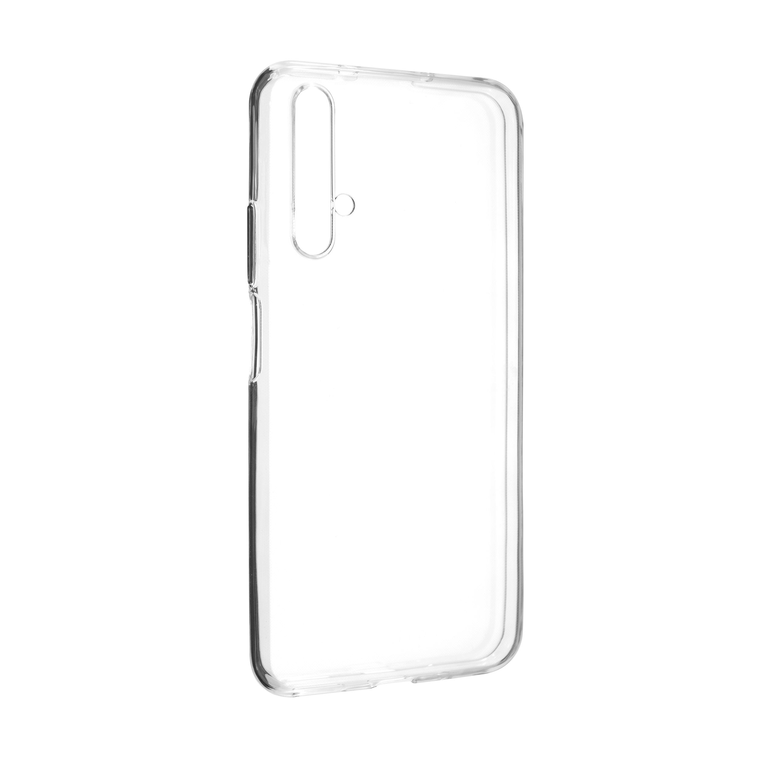 TPU gelové pouzdro FIXED pro Honor 20/Huawei Nova 5T, čiré