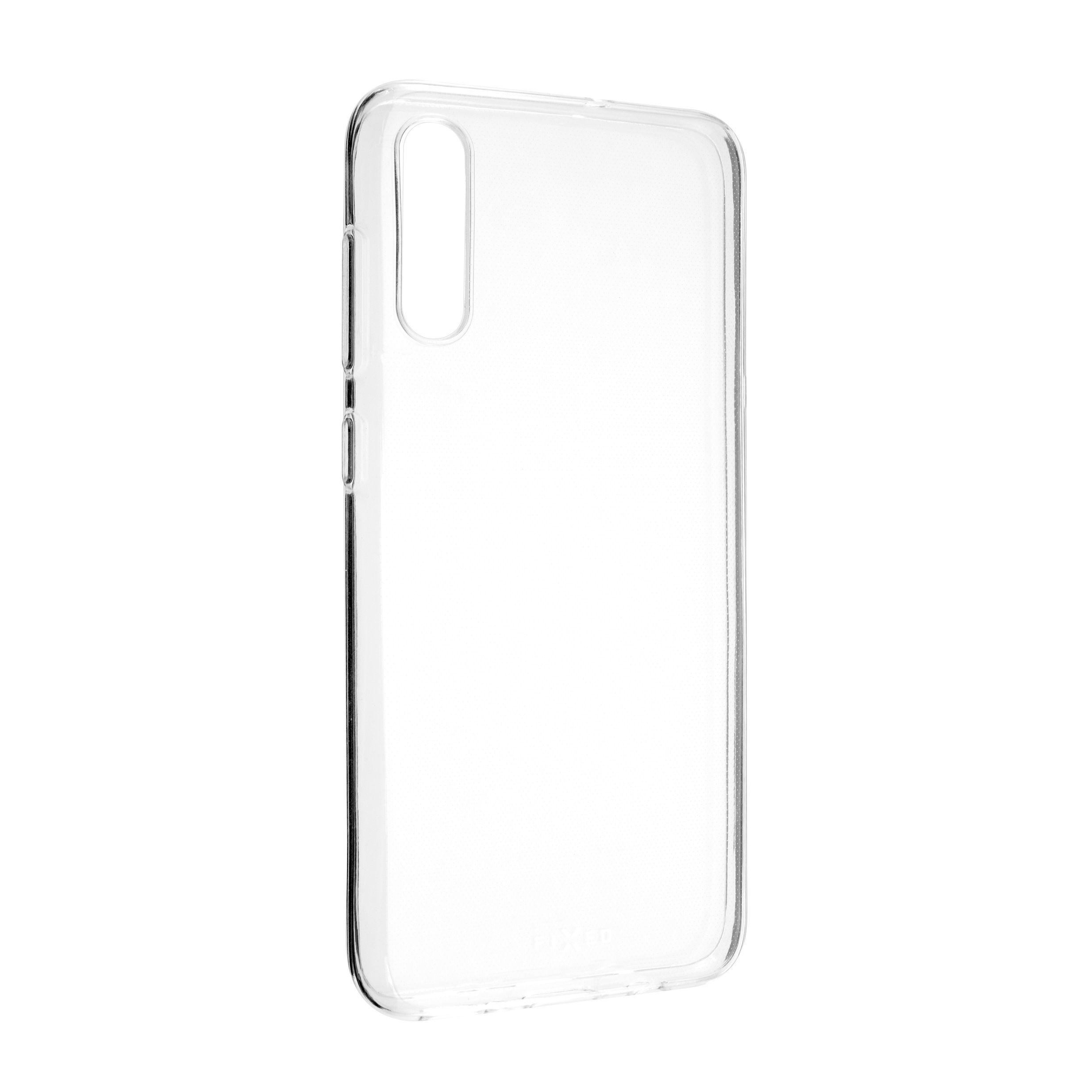 Ultratenké TPU gelové pouzdro FIXED Skin pro Samsung Galaxy A70/A70s, 0,6 mm, čiré