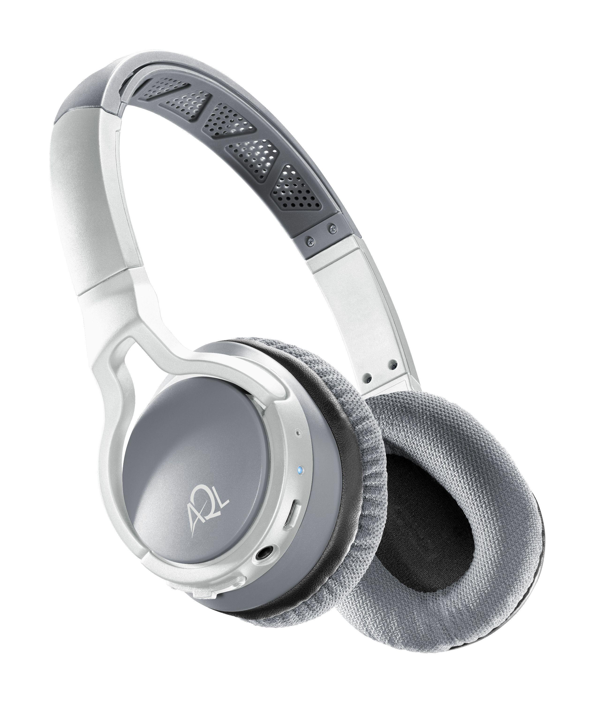 Sportovní bezdrátová sluchátka Cellularline CHALLENGE s odnímatelnými a pratelnými náušníky, AQL® certifikace, šedá