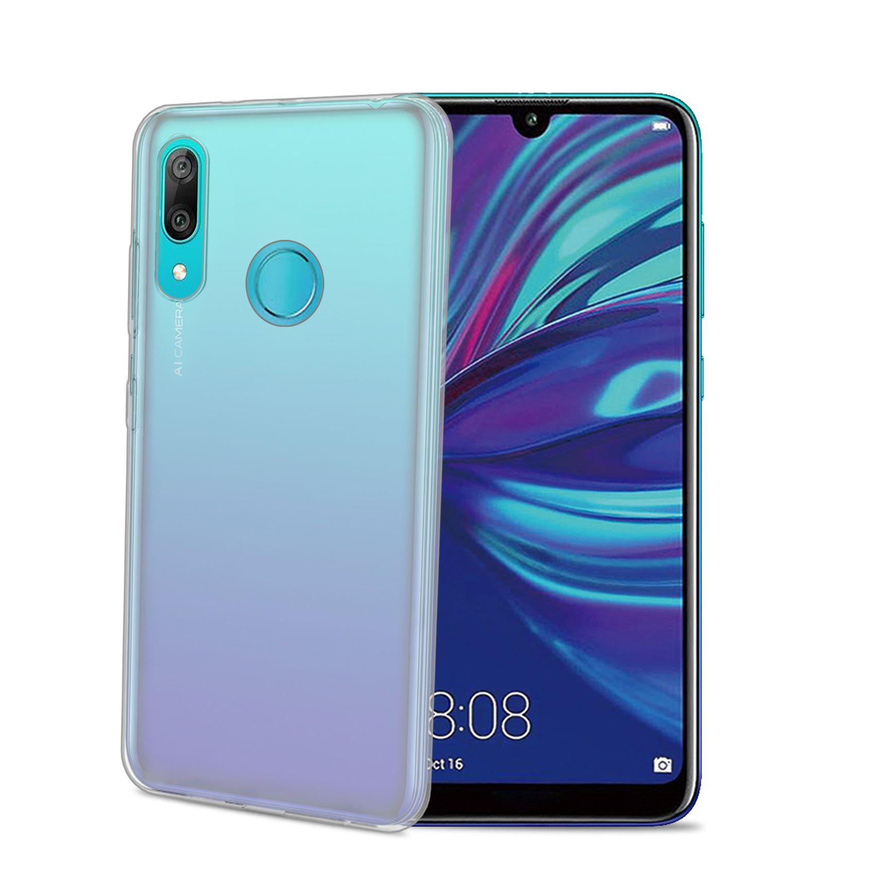 TPU pouzdro CELLY Gelskin pro Huawei Y7 (2018), bezbarvé