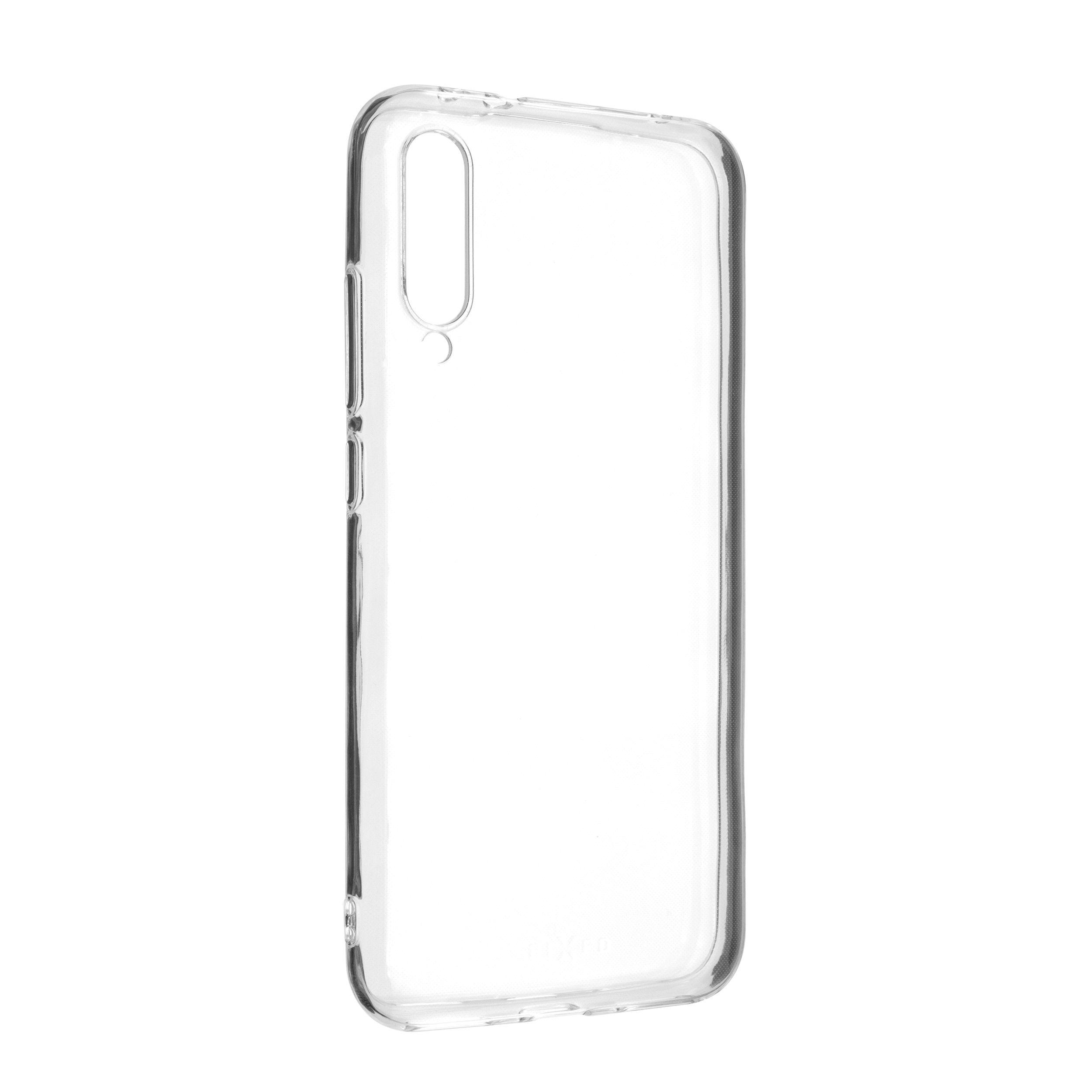 Ultratenké TPU gelové pouzdro FIXED Skin pro Xiaomi Mi A3, 0,6 mm, čiré