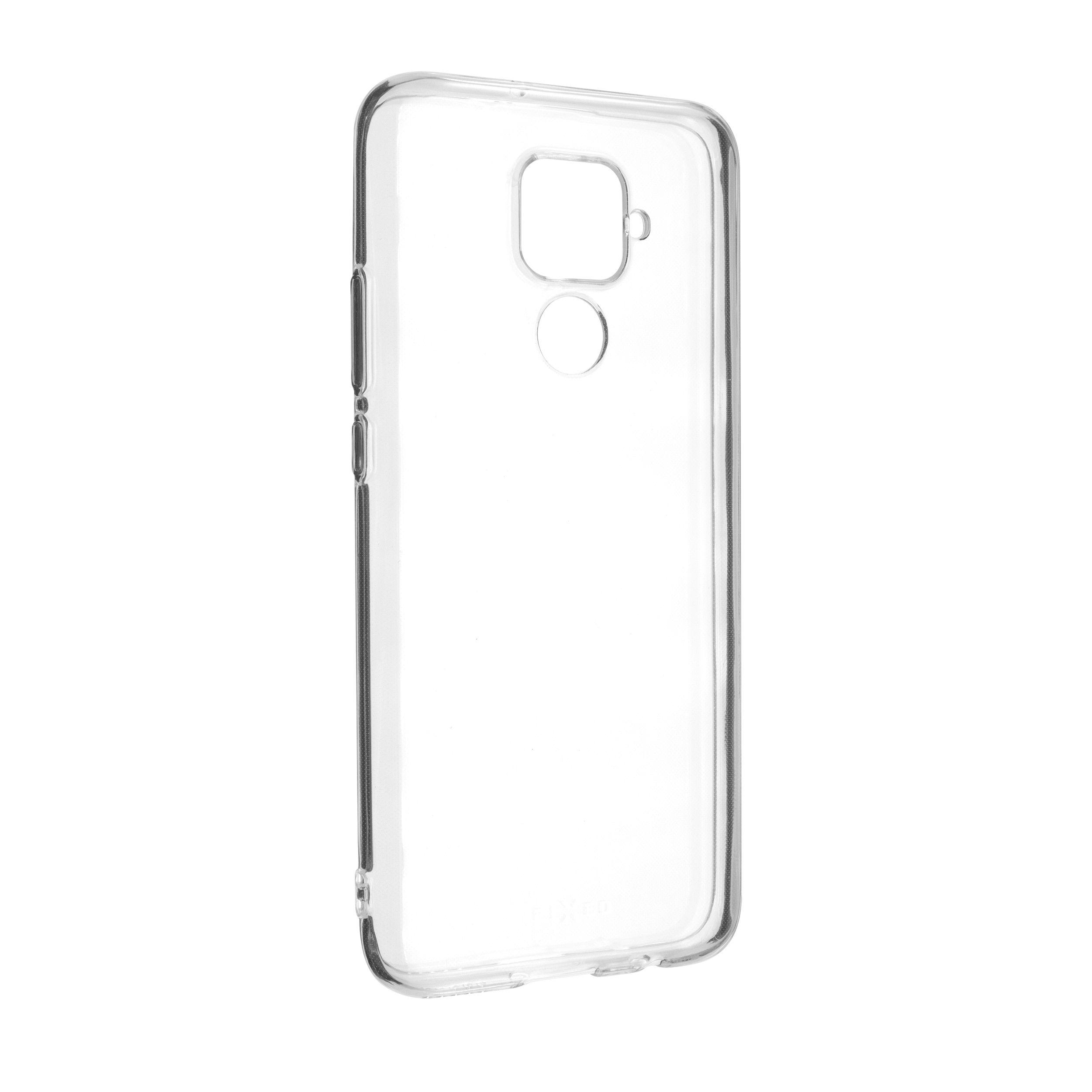 TPU gelové pouzdro FIXED pro Huawei Mate 30 Lite, čiré