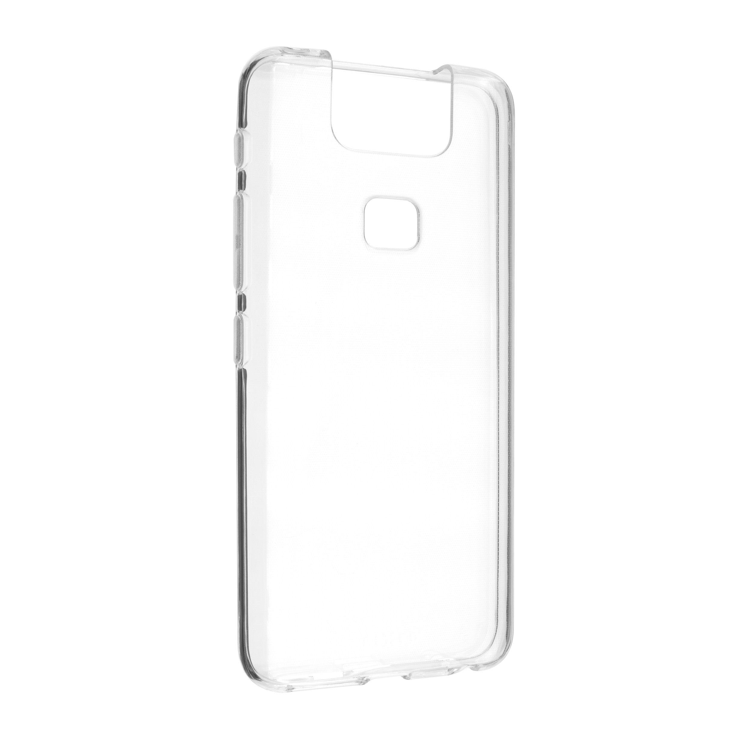 TPU gelové pouzdro FIXED pro Asus ZenFone 6 (ZS630KL), čiré