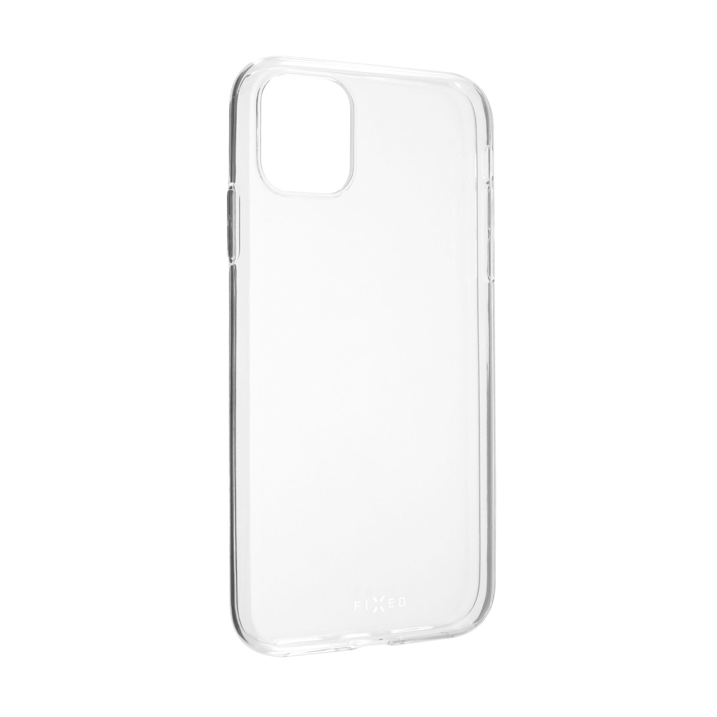 TPU gelové pouzdro FIXED pro Apple iPhone 11, čiré