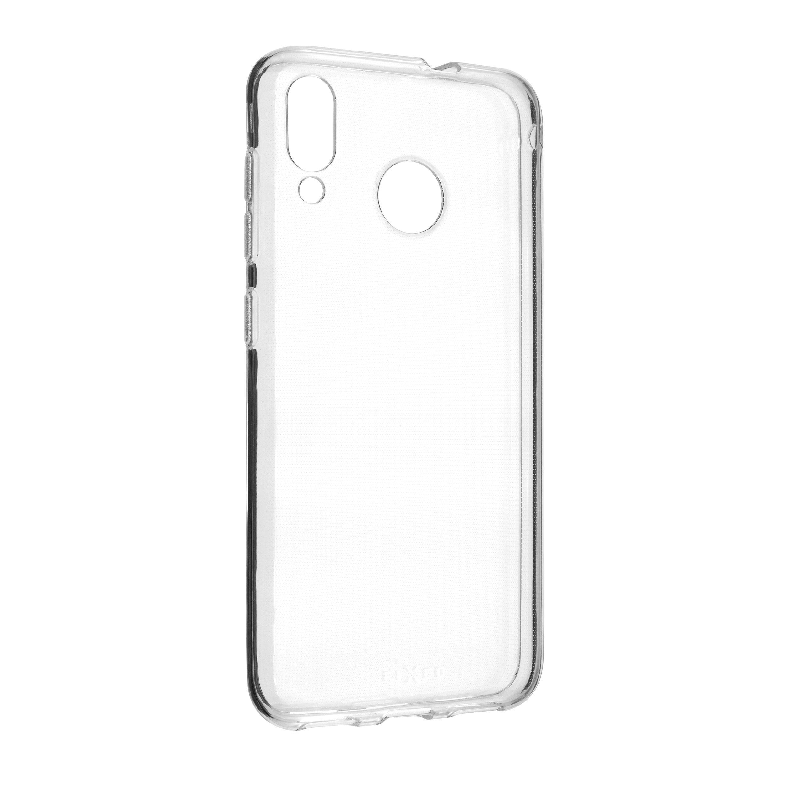Ultratenké TPU gelové pouzdro FIXED Skin pro Asus Zenfone Max M1 (ZB555), 0,6 mm, čiré