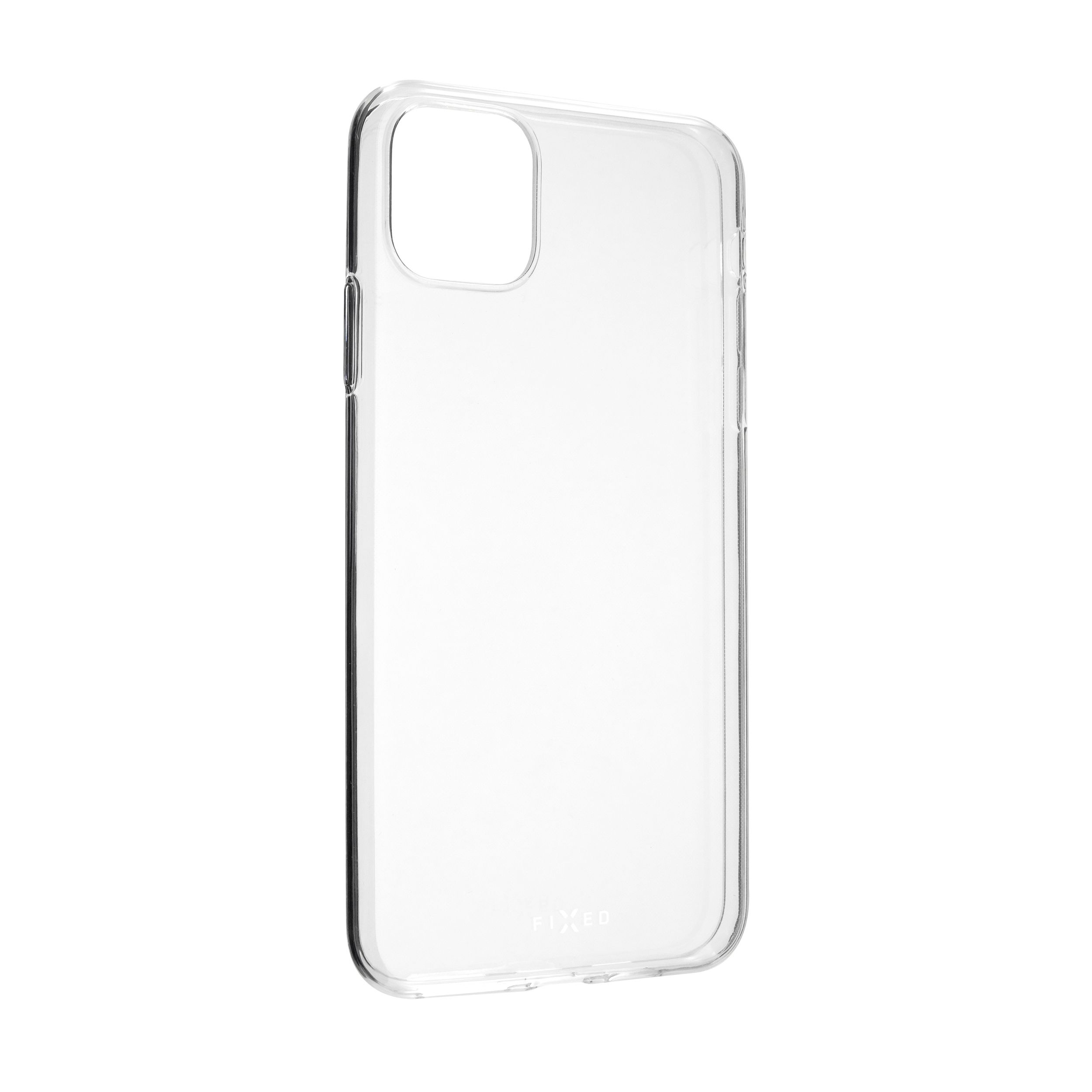 Ultratenké TPU gelové pouzdro FIXED Skin pro Apple iPhone 11 Pro Max, 0,6 mm, čiré