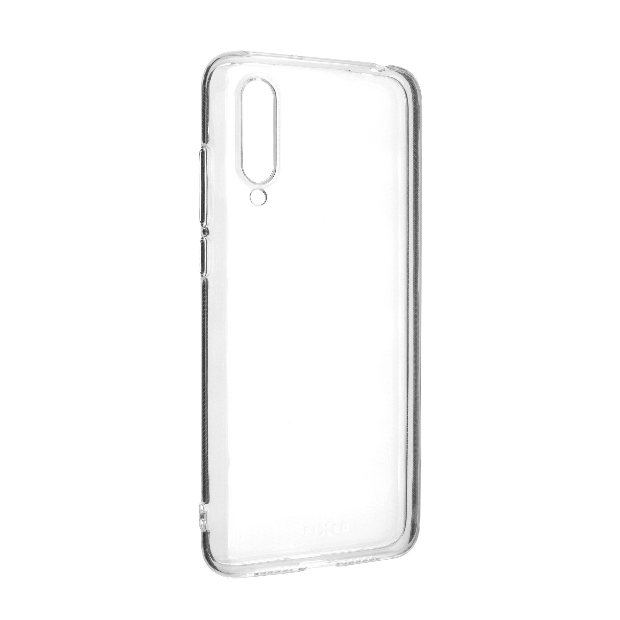 TPU gelové pouzdro FIXED pro Xiaomi CC9, čiré