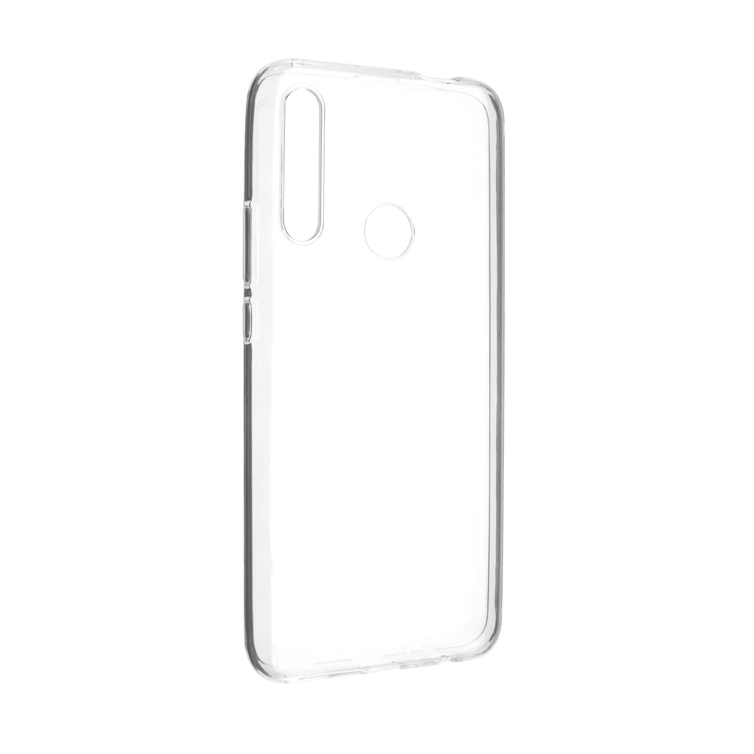 Ultratenké TPU gelové pouzdro FIXED Skin pro Huawei Y9 Prime (2019), 0,6 mm, čiré