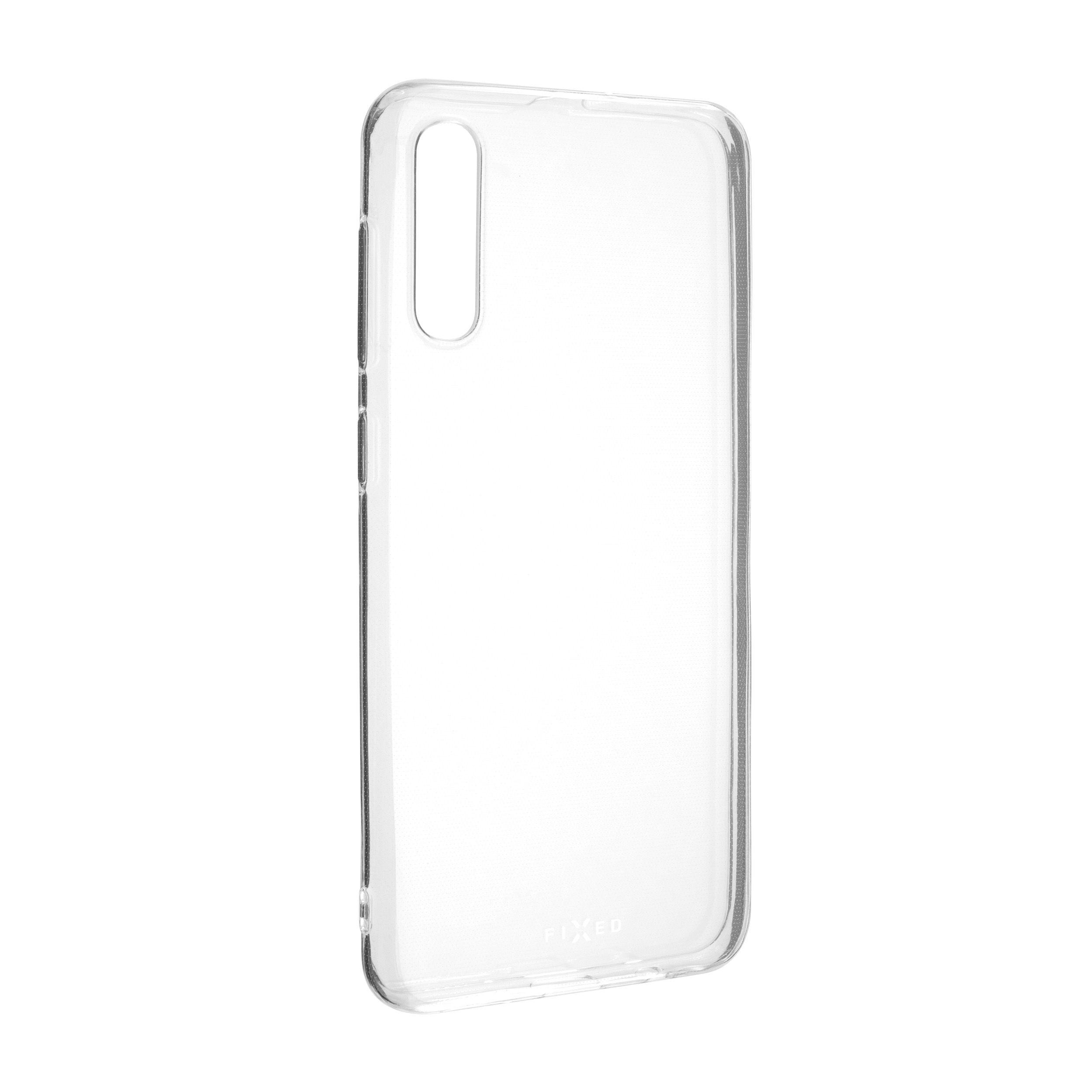 TPU gelové pouzdro FIXED pro Samsung Galaxy A50s/A30s, čiré