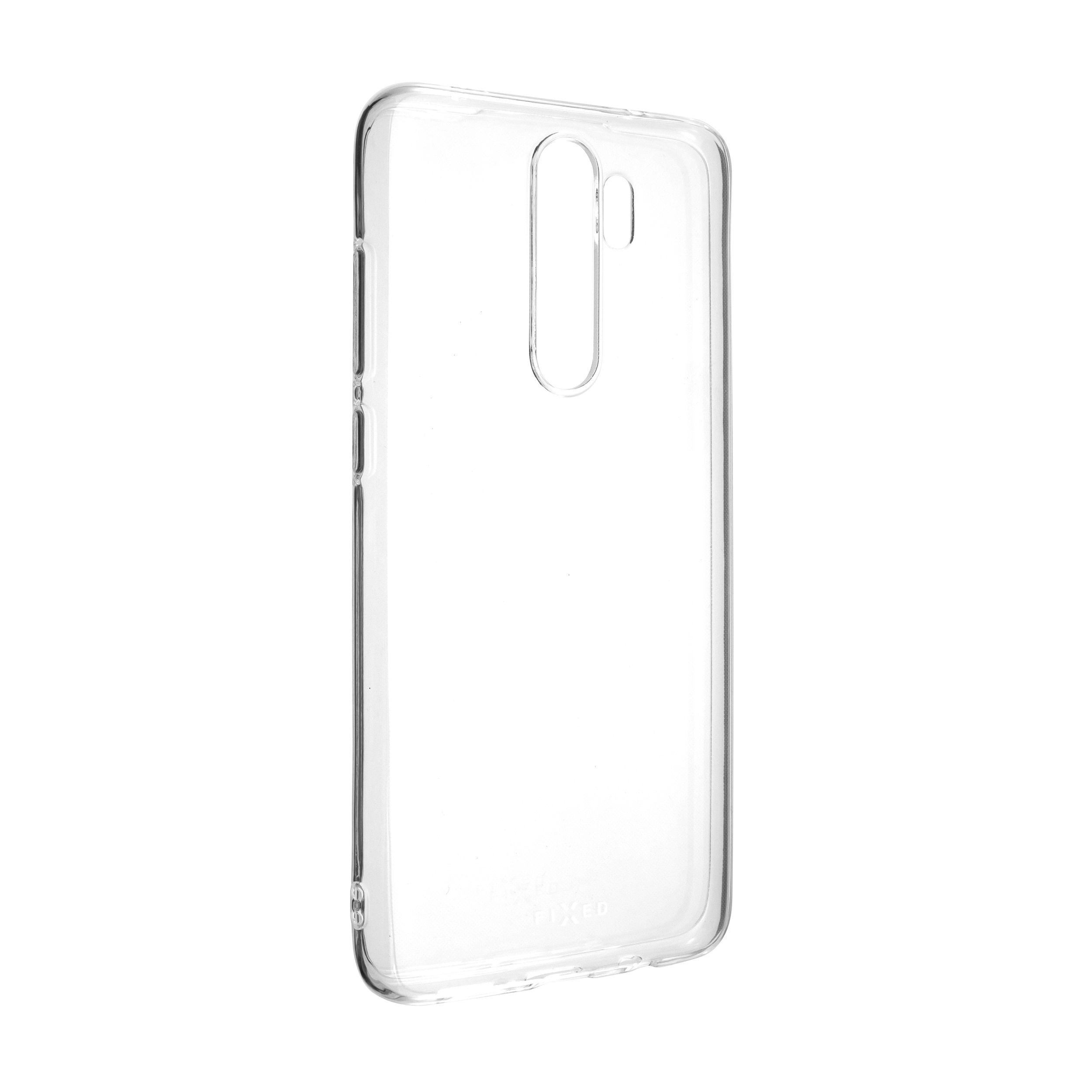 TPU gelové pouzdro FIXED pro Xiaomi Redmi Note 8 Pro, čiré
