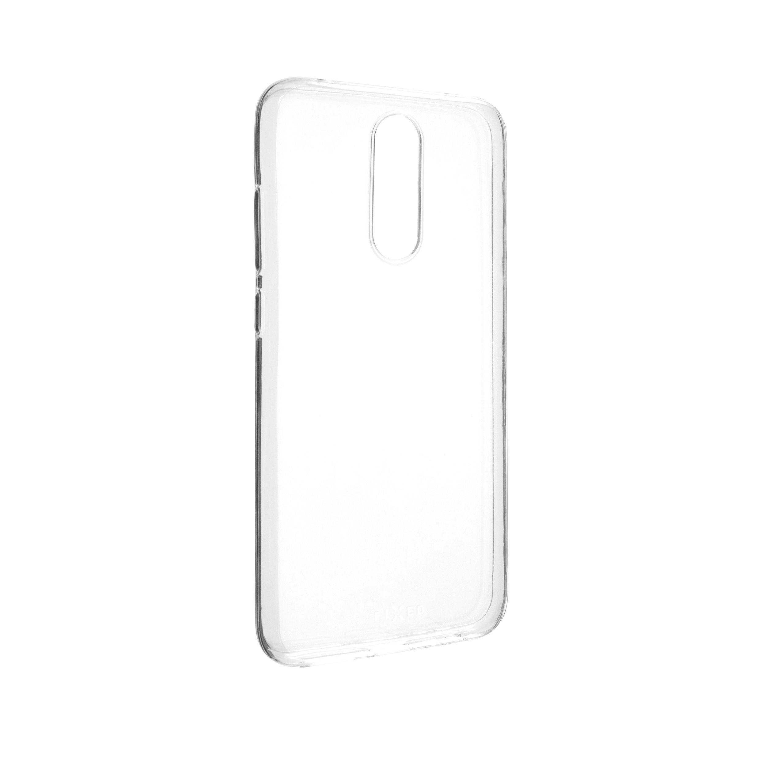 Ultratenké TPU gelové pouzdro FIXED Skin pro Xiaomi Redmi 8, 0,6 mm, čiré