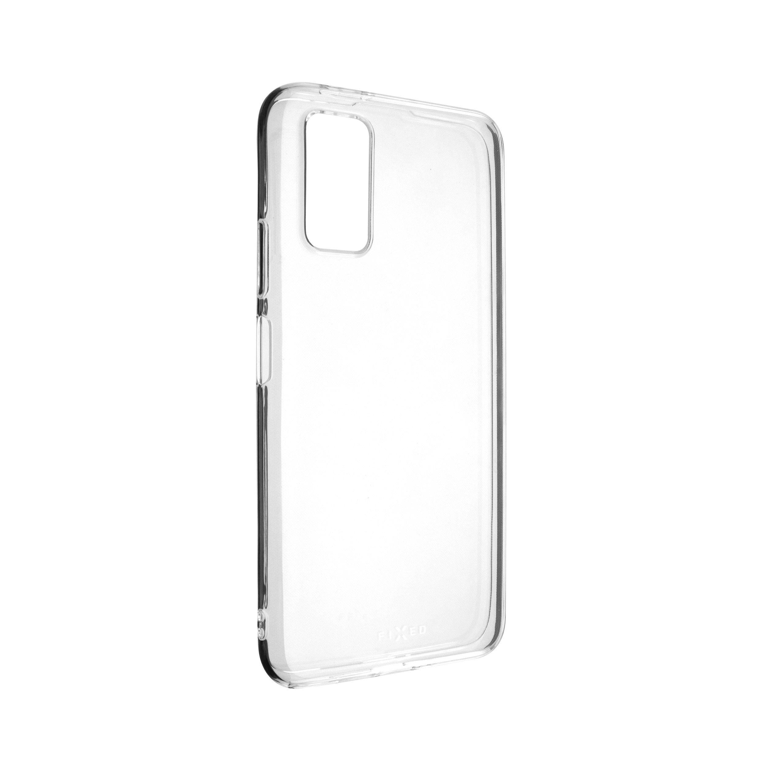 Ultratenké TPU gelové pouzdro FIXED Skin pro Honor View 30, 0,6 mm, čiré