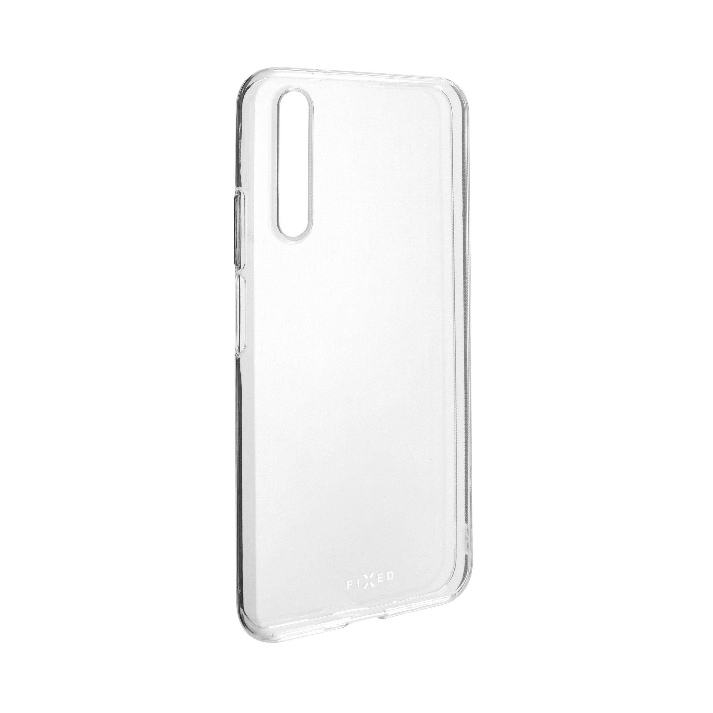 Ultratenké TPU gelové pouzdro FIXED Skin pro Honor 20S, 0,6 mm, čiré