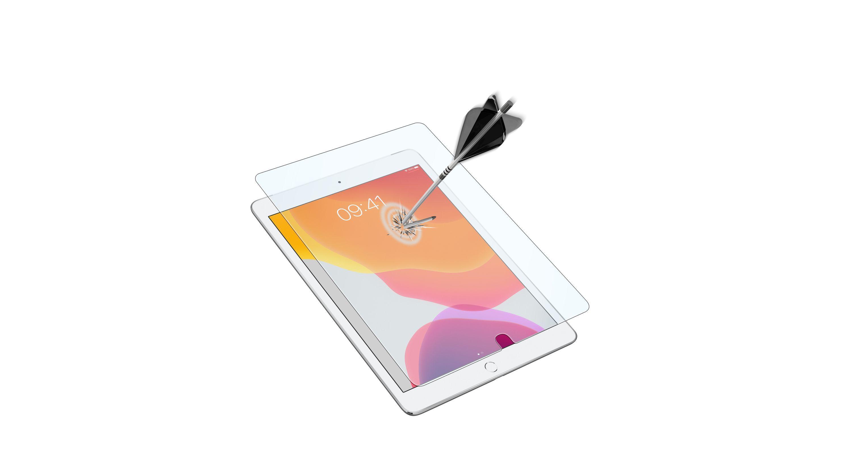"Ochranné tvrzené sklo Cellularline Glass pro Apple iPad 10.2"" (2019)"
