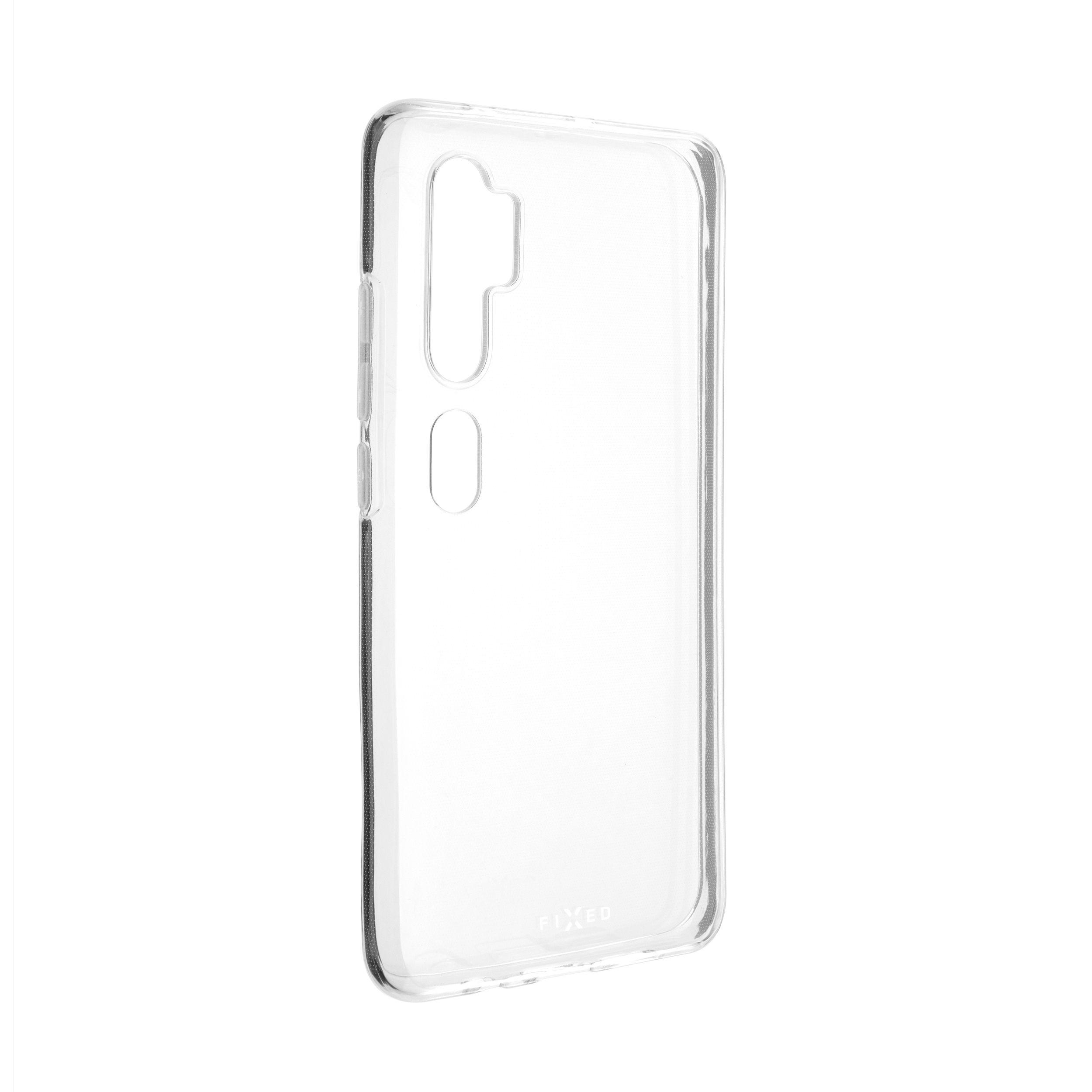 TPU gelové pouzdro FIXED pro Xiaomi Mi Note 10/10 Pro, čiré