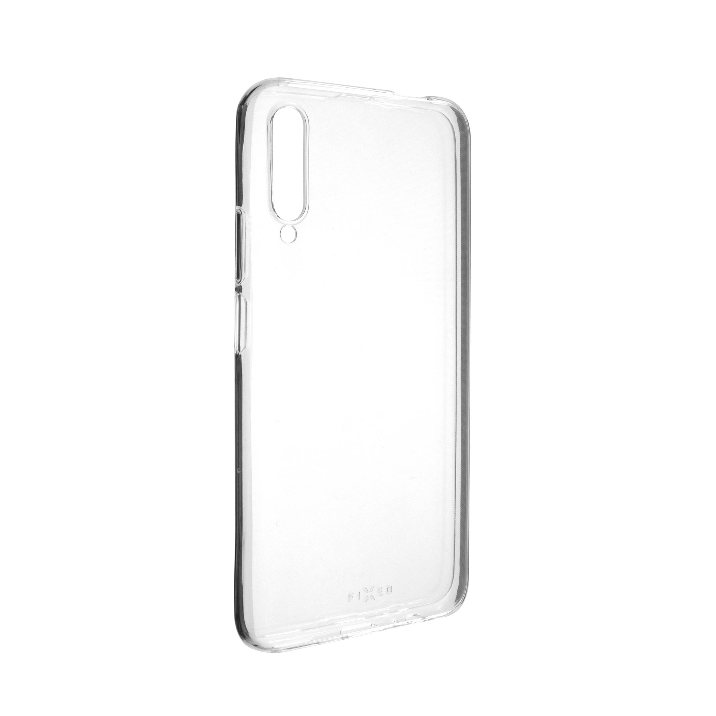 Ultratenké TPU gelové pouzdro FIXED Skin pro Huawei P Smart Pro (2019), 0,6 mm, čiré