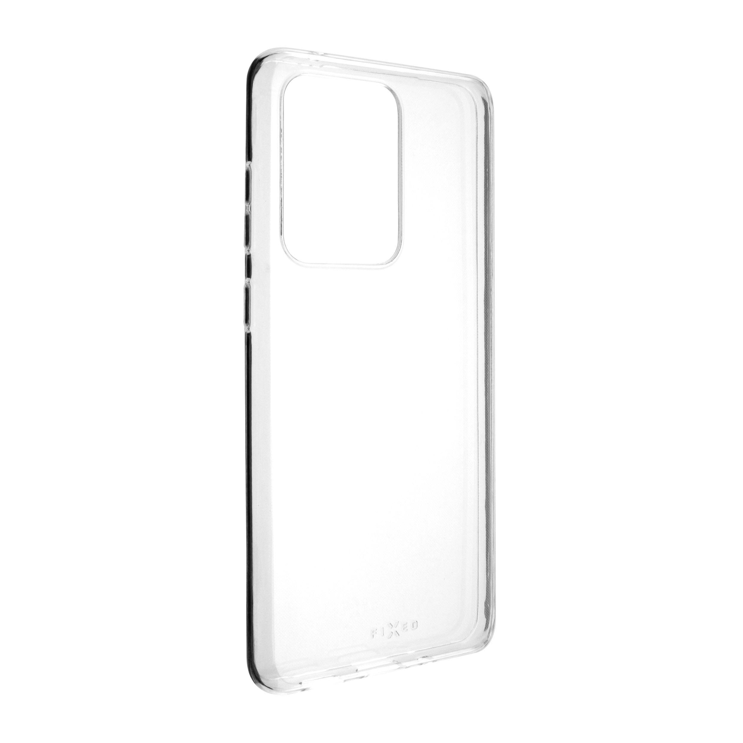 Ultratenké TPU gelové pouzdro FIXED Skin pro Samsung Galaxy S20 Ultra, 0,6 mm, čiré