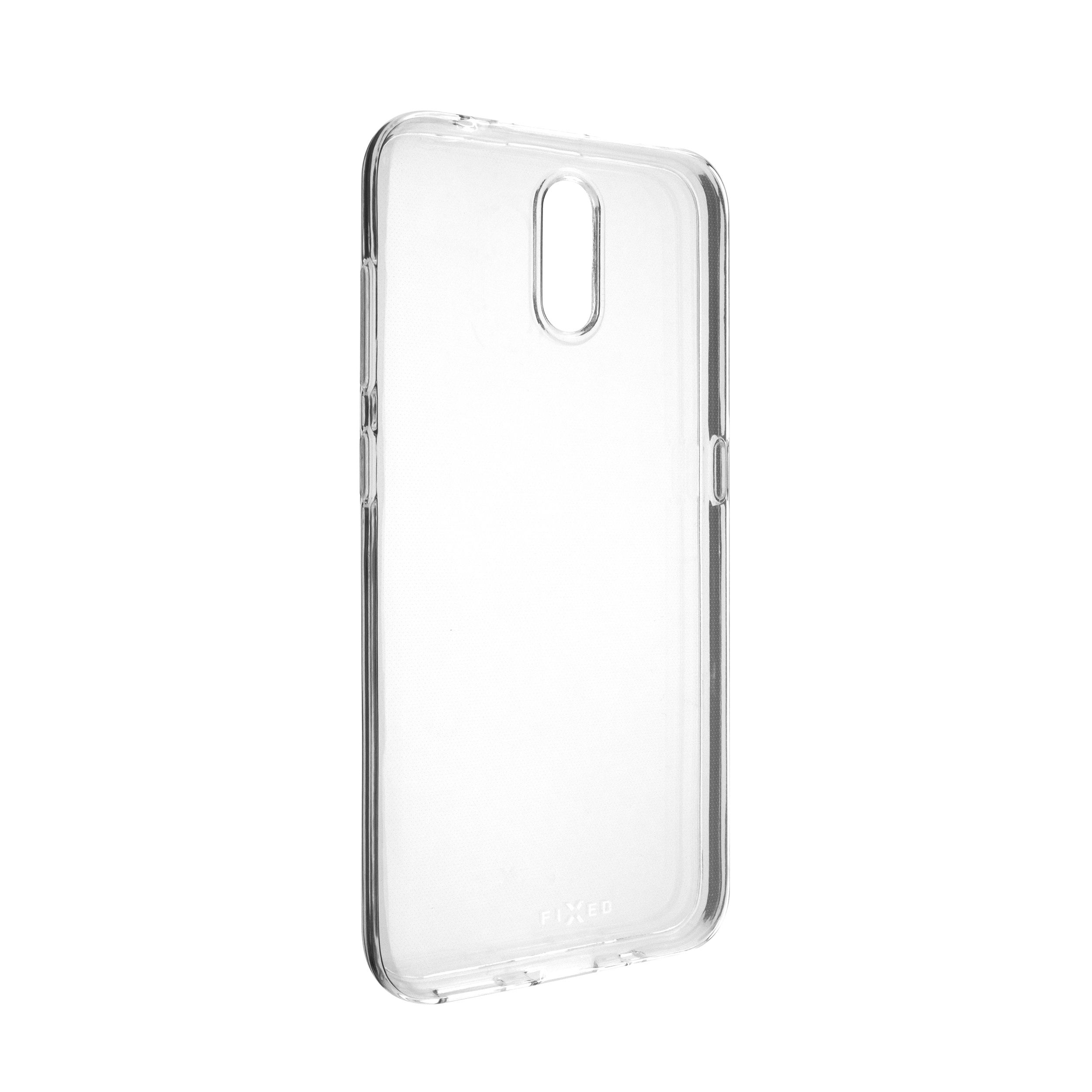 TPU gelové pouzdro FIXED pro Nokia 2.3, čiré
