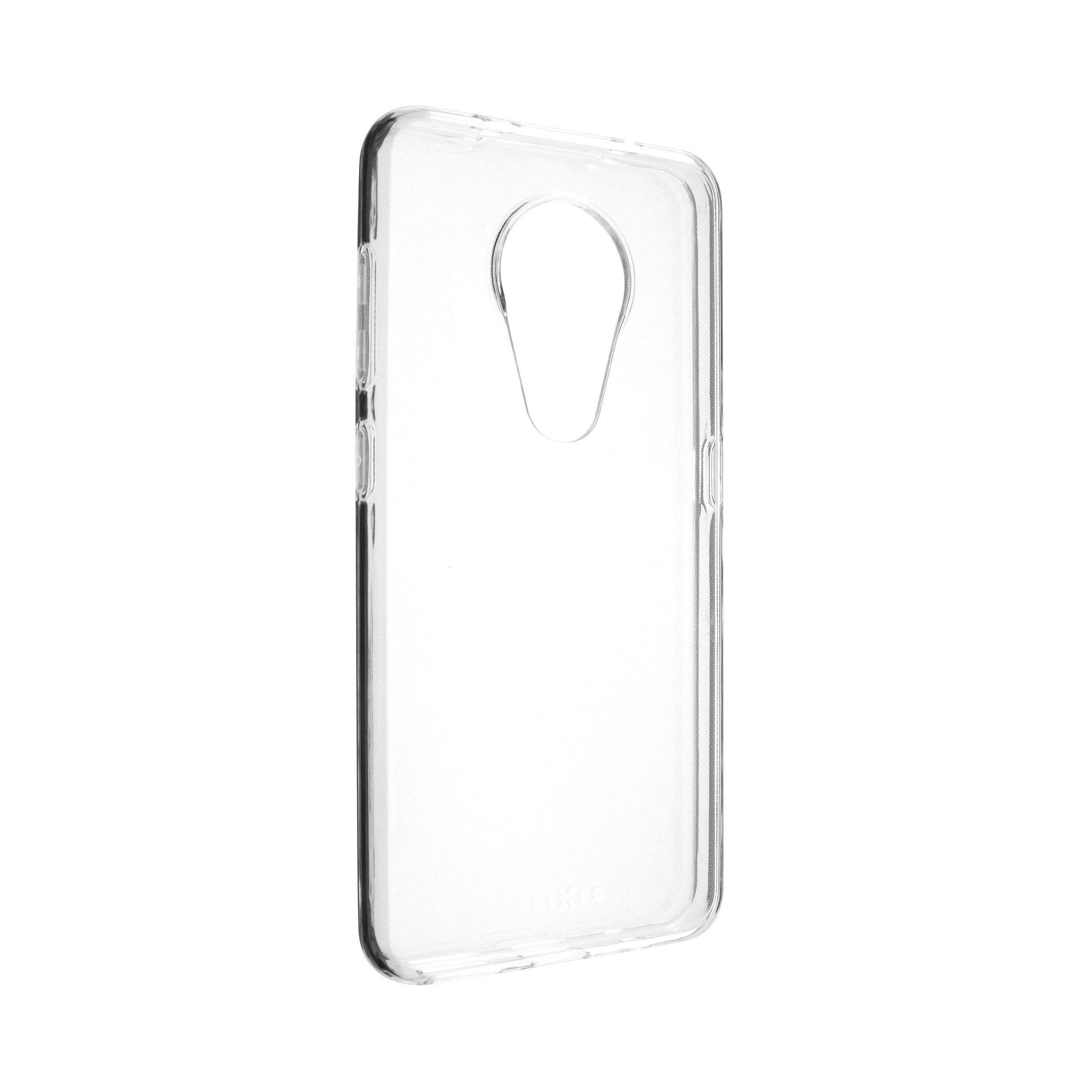 TPU gelové pouzdro FIXED pro Nokia 6.2, čiré
