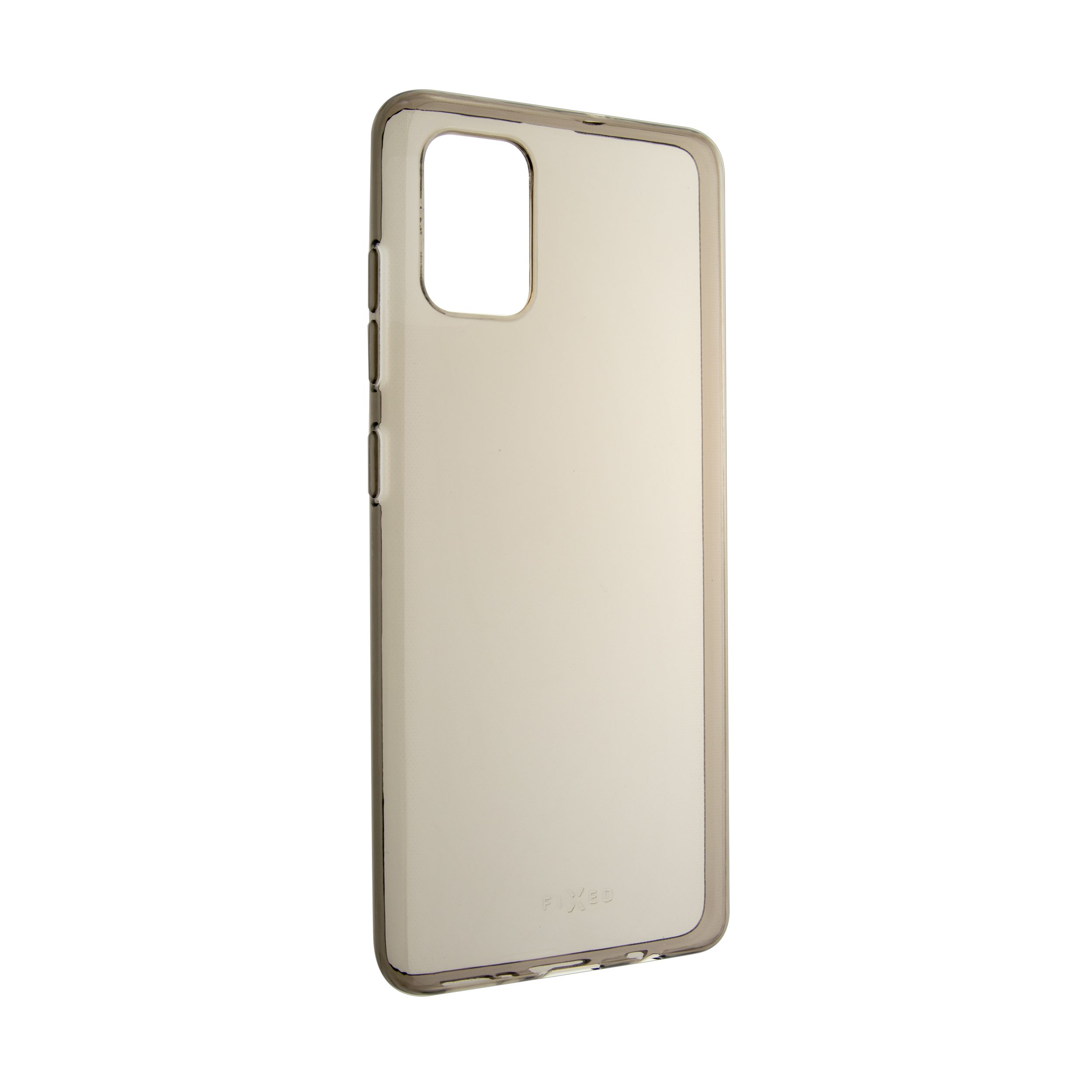 TPU gelové pouzdro FIXED Slim pro Samsung Galaxy A51, 0,6 mm, kouřové