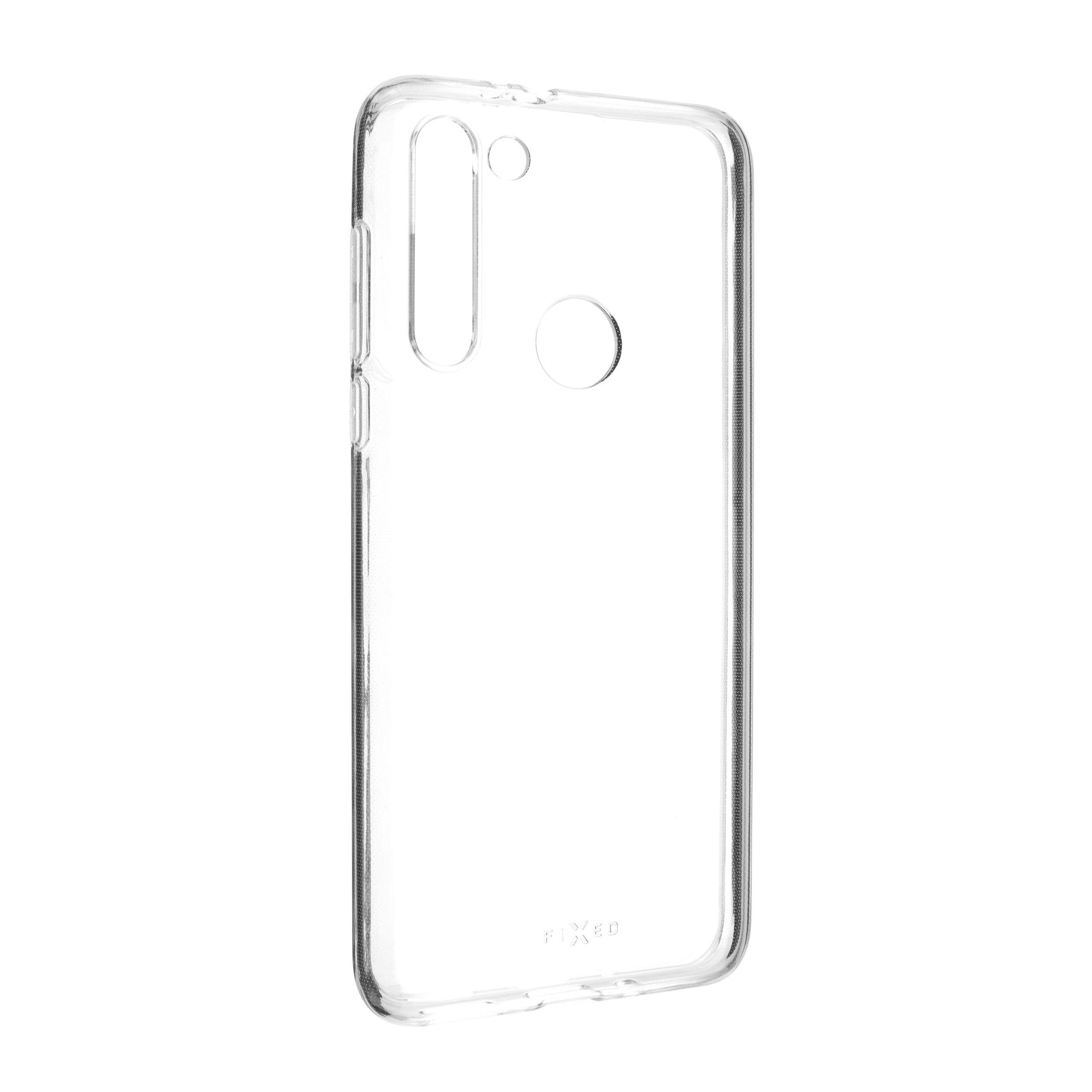 TPU gelové pouzdro FIXED pro Motorola G8, čiré