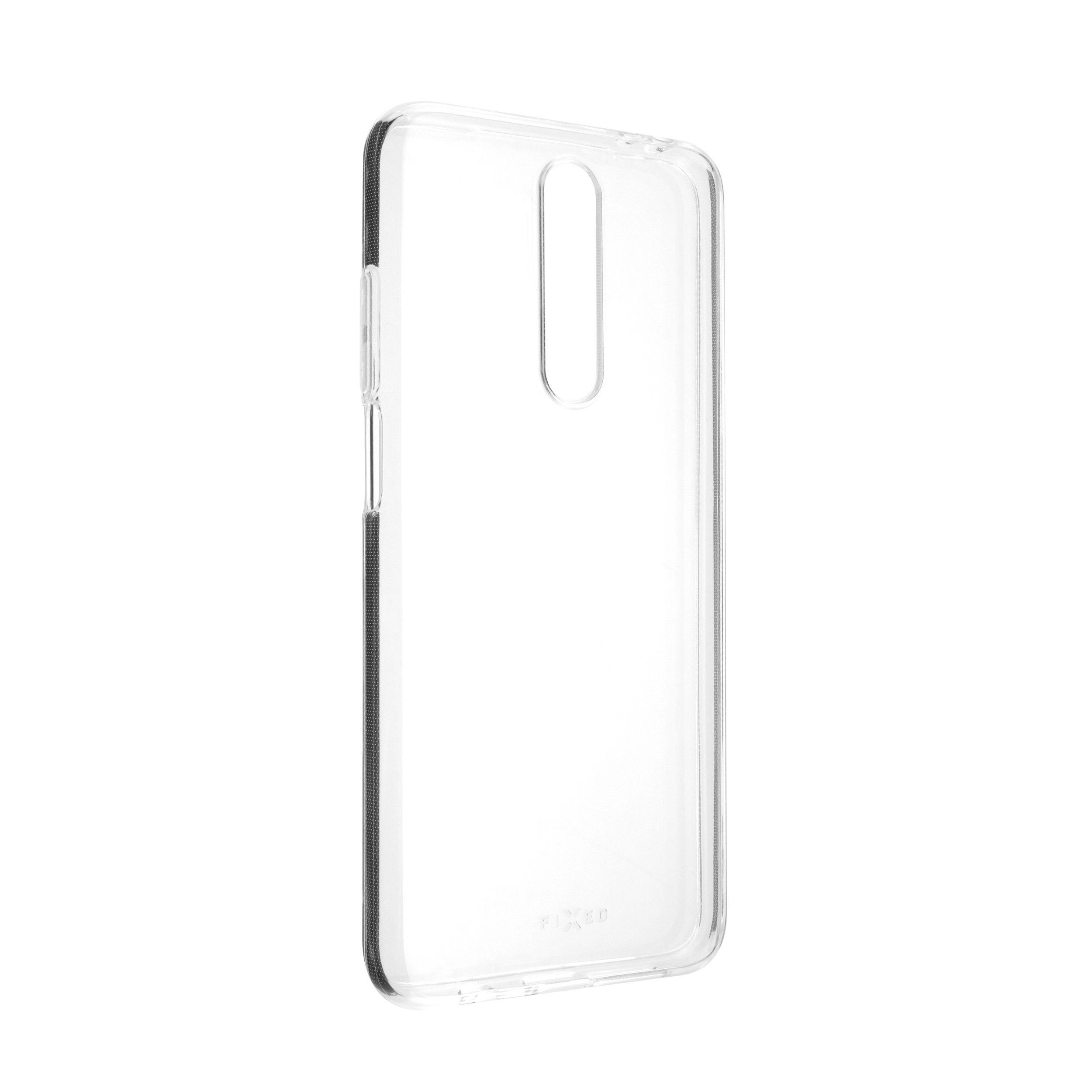 TPU gelové pouzdro FIXED pro Xiaomi Poco X2, čiré