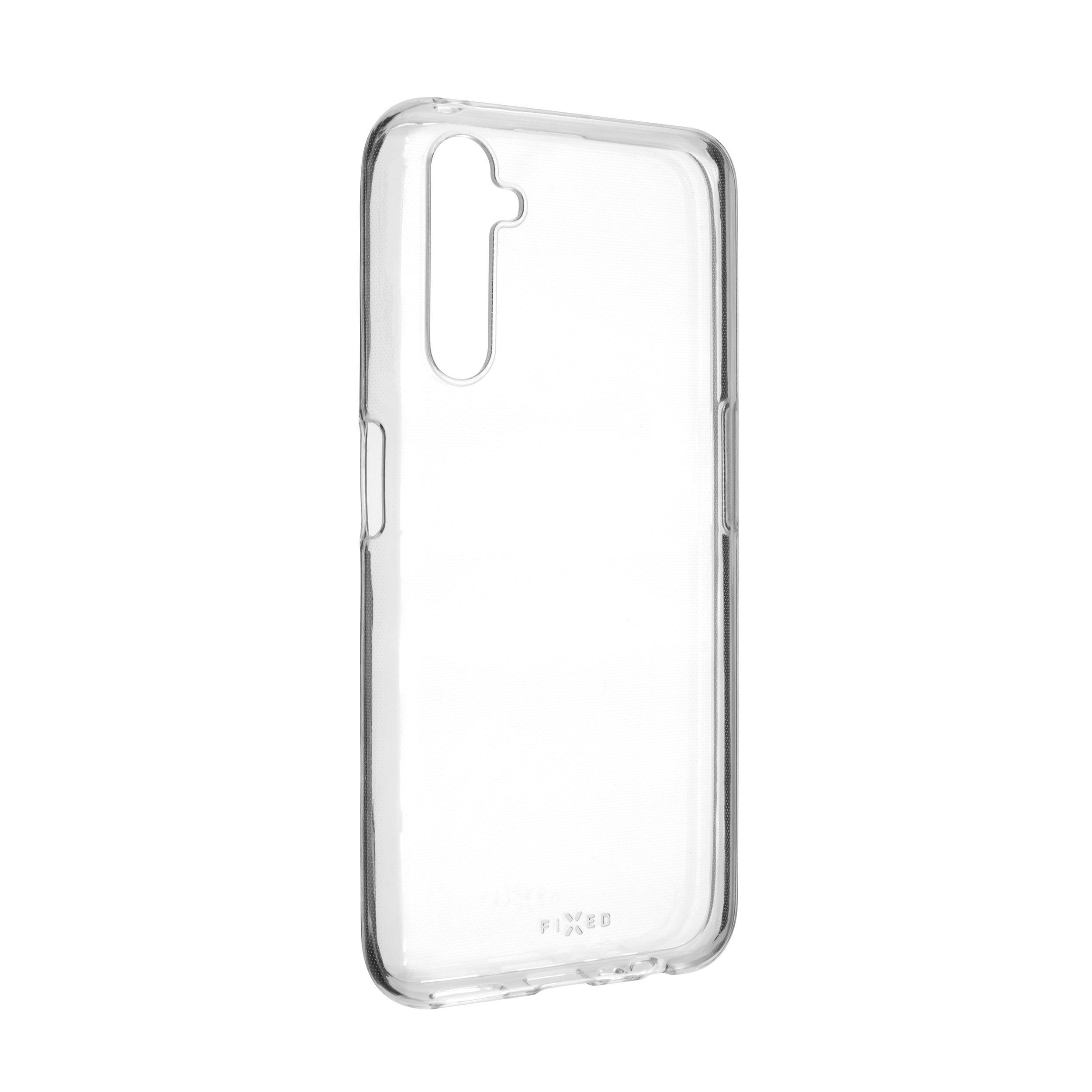 Ultratenké TPU gelové pouzdro FIXED Skin pro Realme 6 Pro, 0,6 mm, čiré