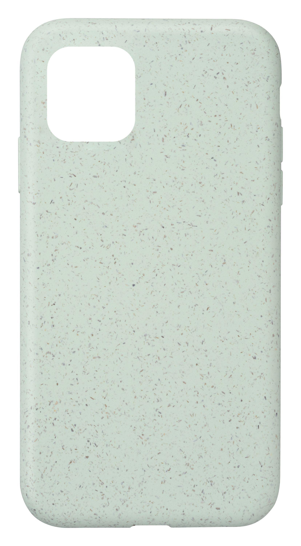 Kompostovatelný eko kryt Cellularline Become pro Apple iPhone 12/12 Pro, světle zelený