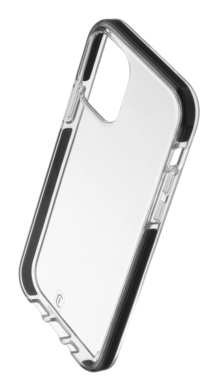 Ultra ochranné pouzdro Cellularline Tetra Force Shock-Twist pro Apple iPhone 12/12 Pro, 2 stupně ochrany, transp.