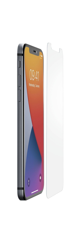 Ochranné tvrzené sklo Cellularline Second Glass Ultra pro Apple iPhone 12 Pro Max