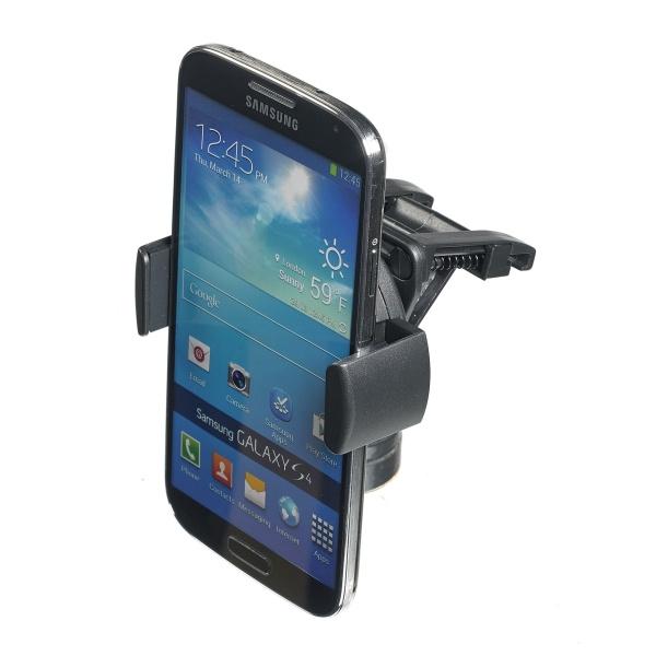 Univerzální držák do mřížky ventilace CELLY Minigrip pro mobilní telefony a smartphony