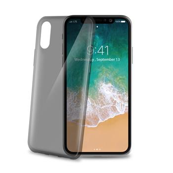 TPU case CELLY Ultrathin for Apple iPhone X/XS, black