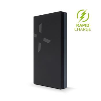 Powerbanka FIXED Zen Power 8 000 v kompaktním provedení, 8 000 mAh, černá