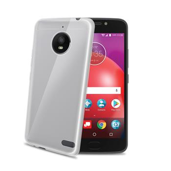 TPU CELLY Gelskin case for Motorola Moto E4, colorless