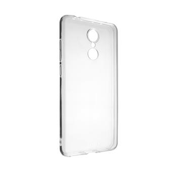 Ultrate TPU gel case FIXED Skin for Xiaomi Redmi 5 Global, 0.6 mm, clear