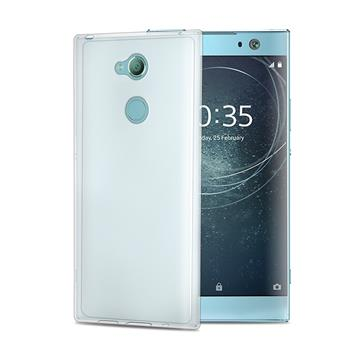 TPU case CELLY Gelskin Sony Xperia XZ Premium colorless